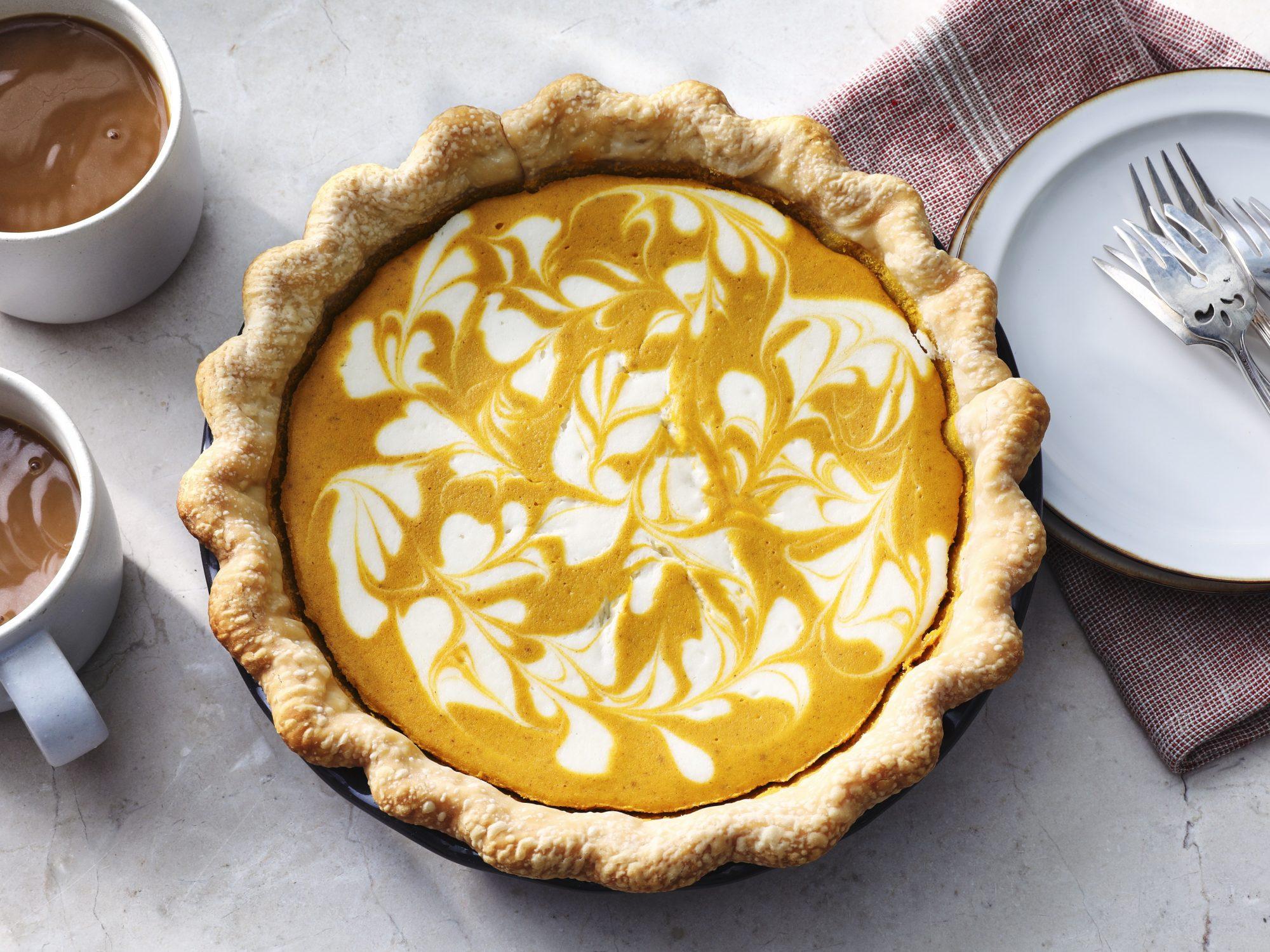 mr - Cream Cheese Pumpkin Pie Image