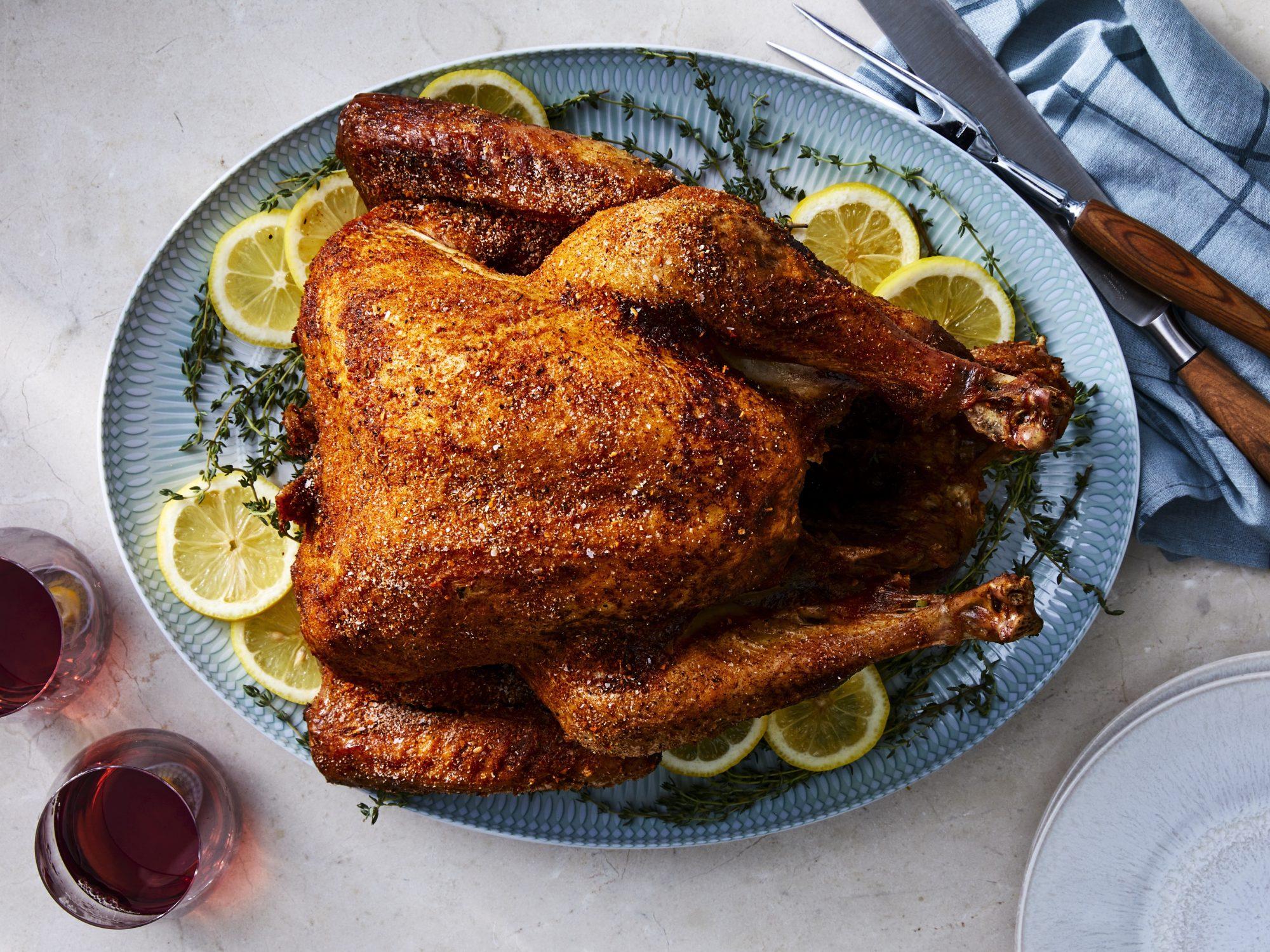 mr - Cajun Fried Turkey Image