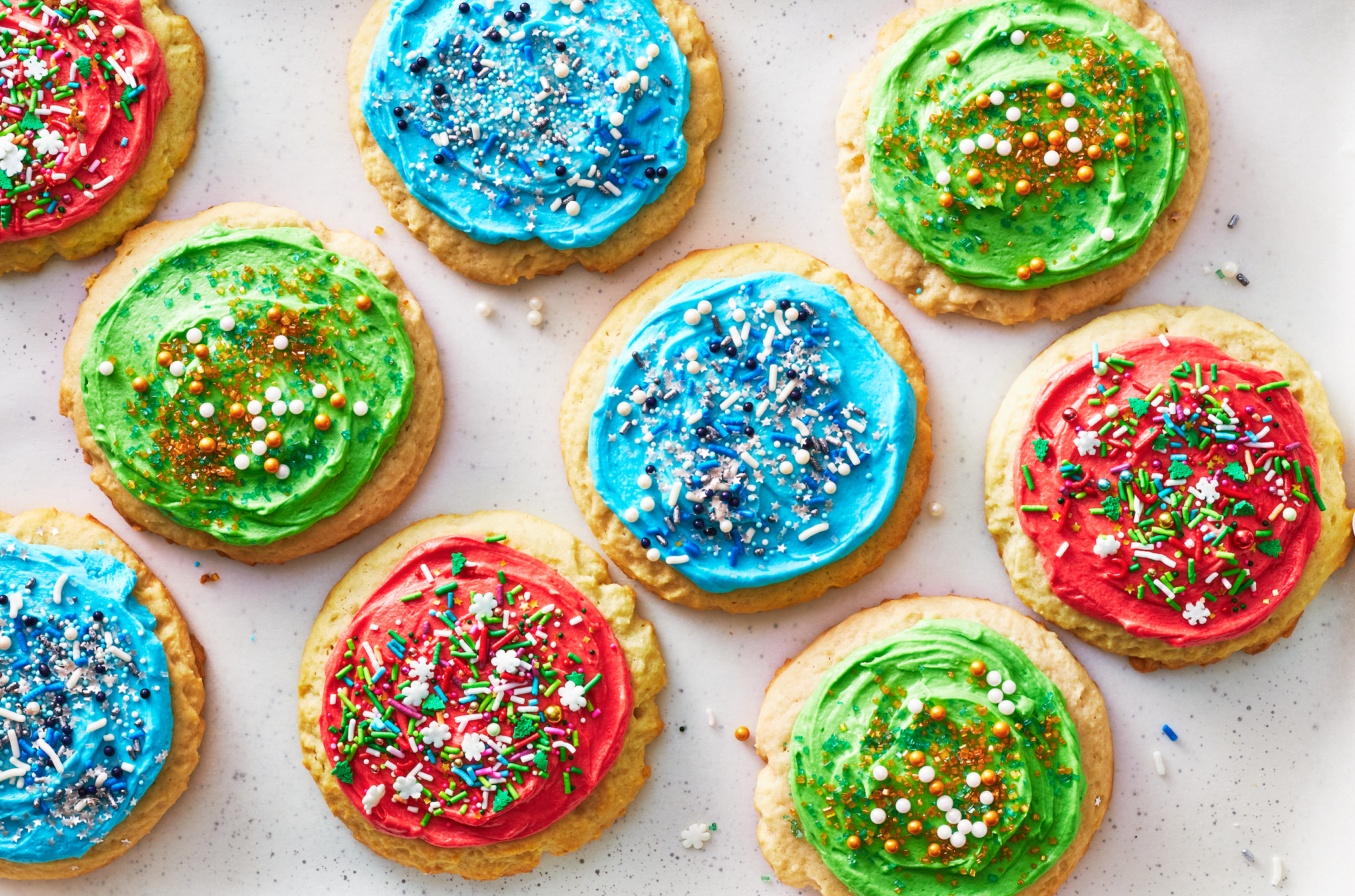 mr - Cream Cheese Sugar Cookies
