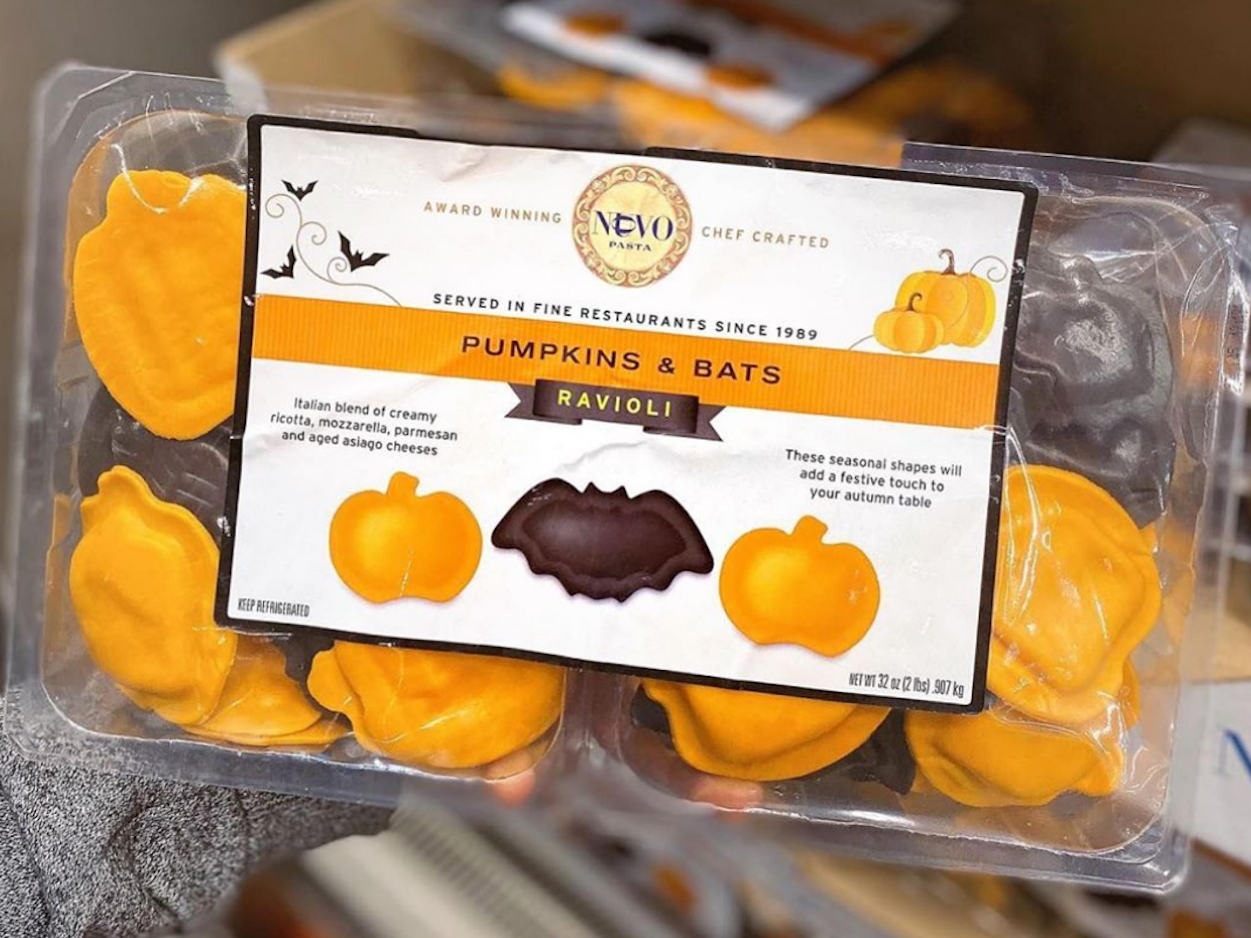costco-pumpkin-bat-ravioli
