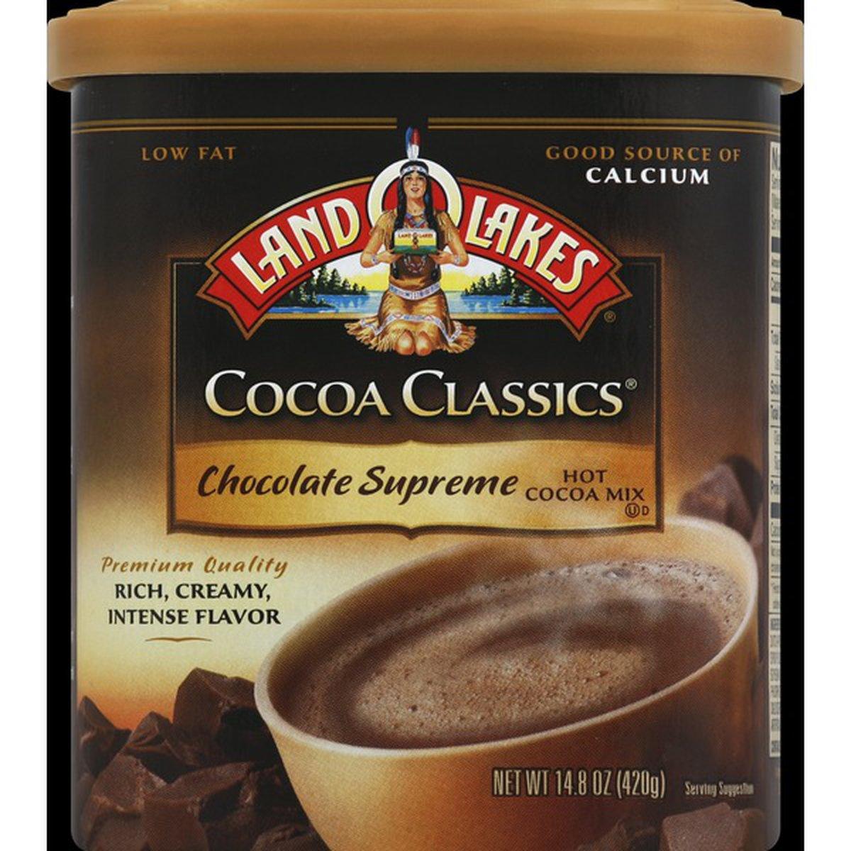 Land o Lake Hot Chocolate