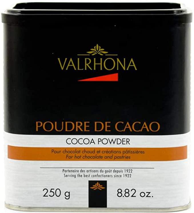 Valrhona powder hot chocolate
