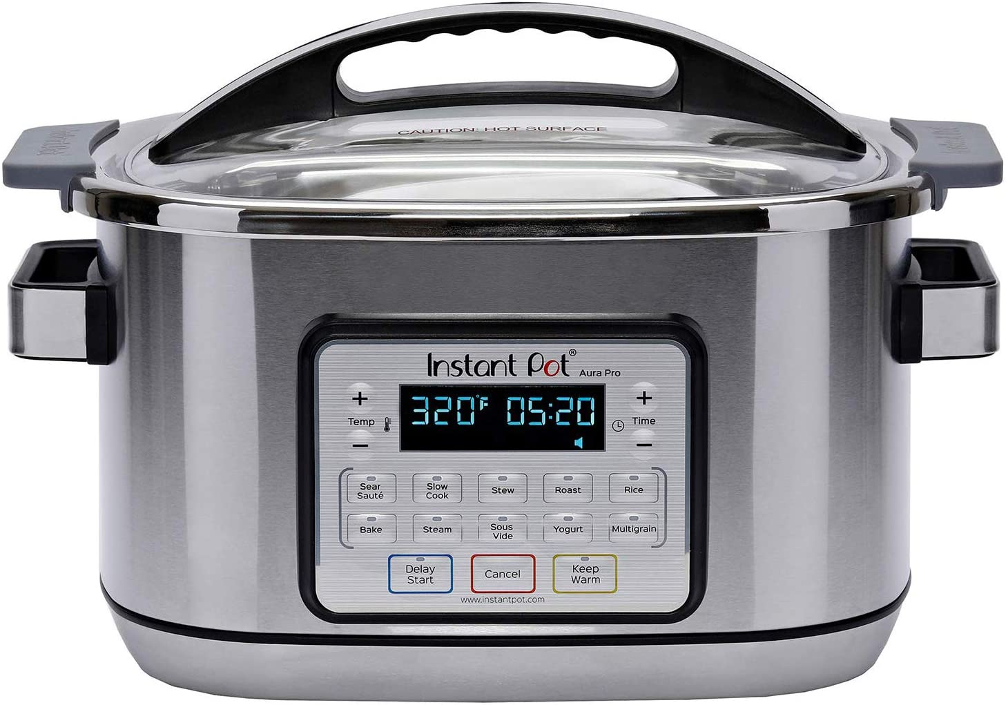 Instant slow cooker