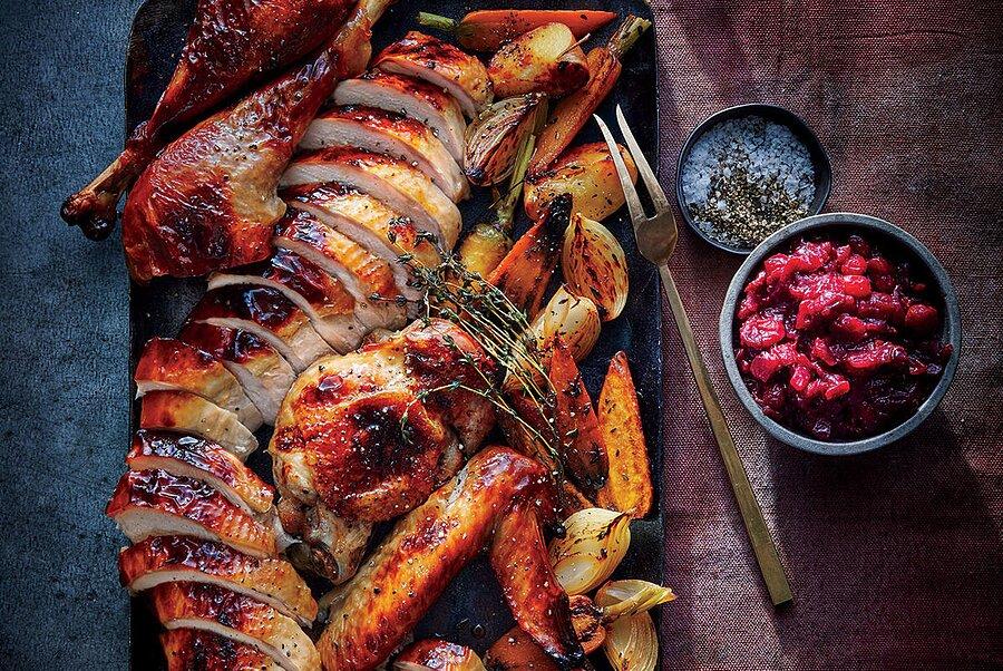 turkey skin