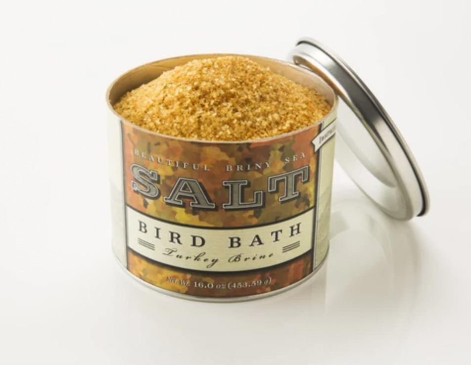 Birdbath spice blend