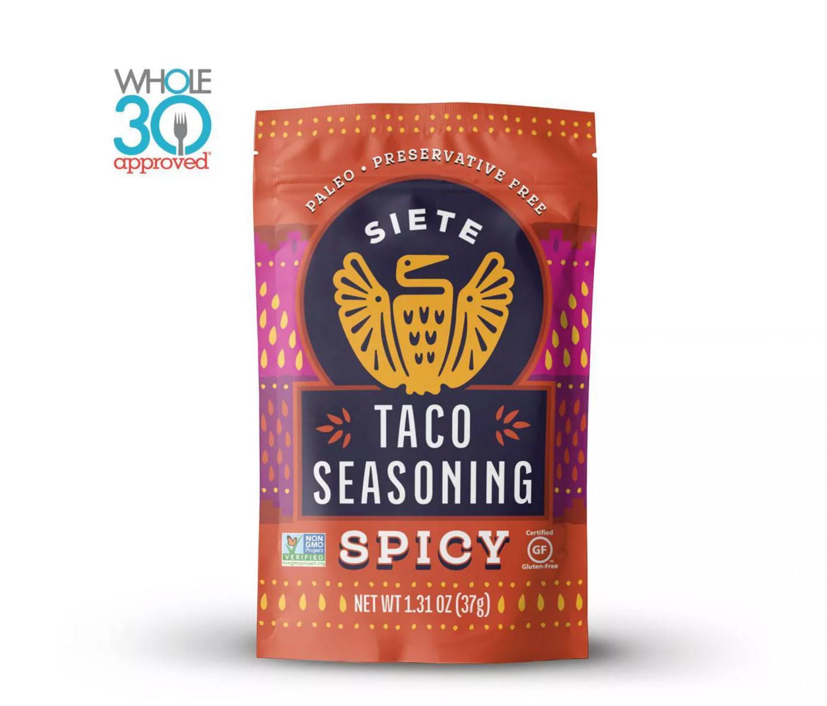 Siete Taco Seasoning