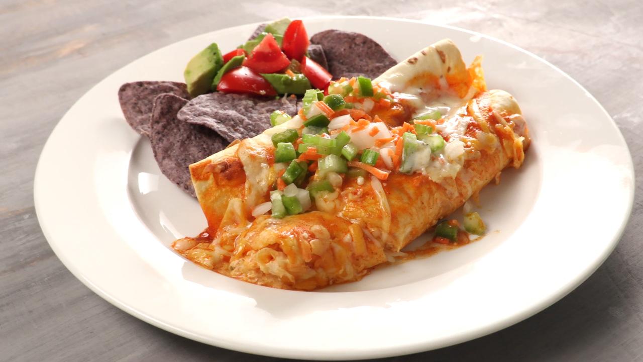 Cheesy Enchilada Recipe