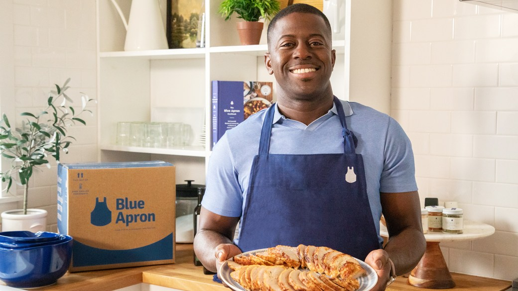 Blue Apron's Thanksgiving Dinner Is Everything