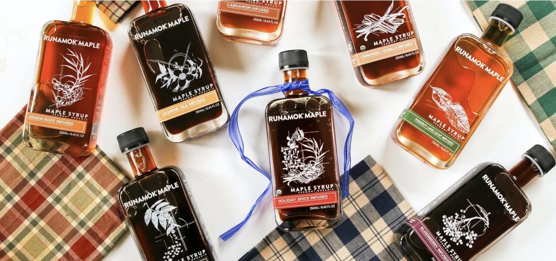 Runamok Flavored Maple Syrups