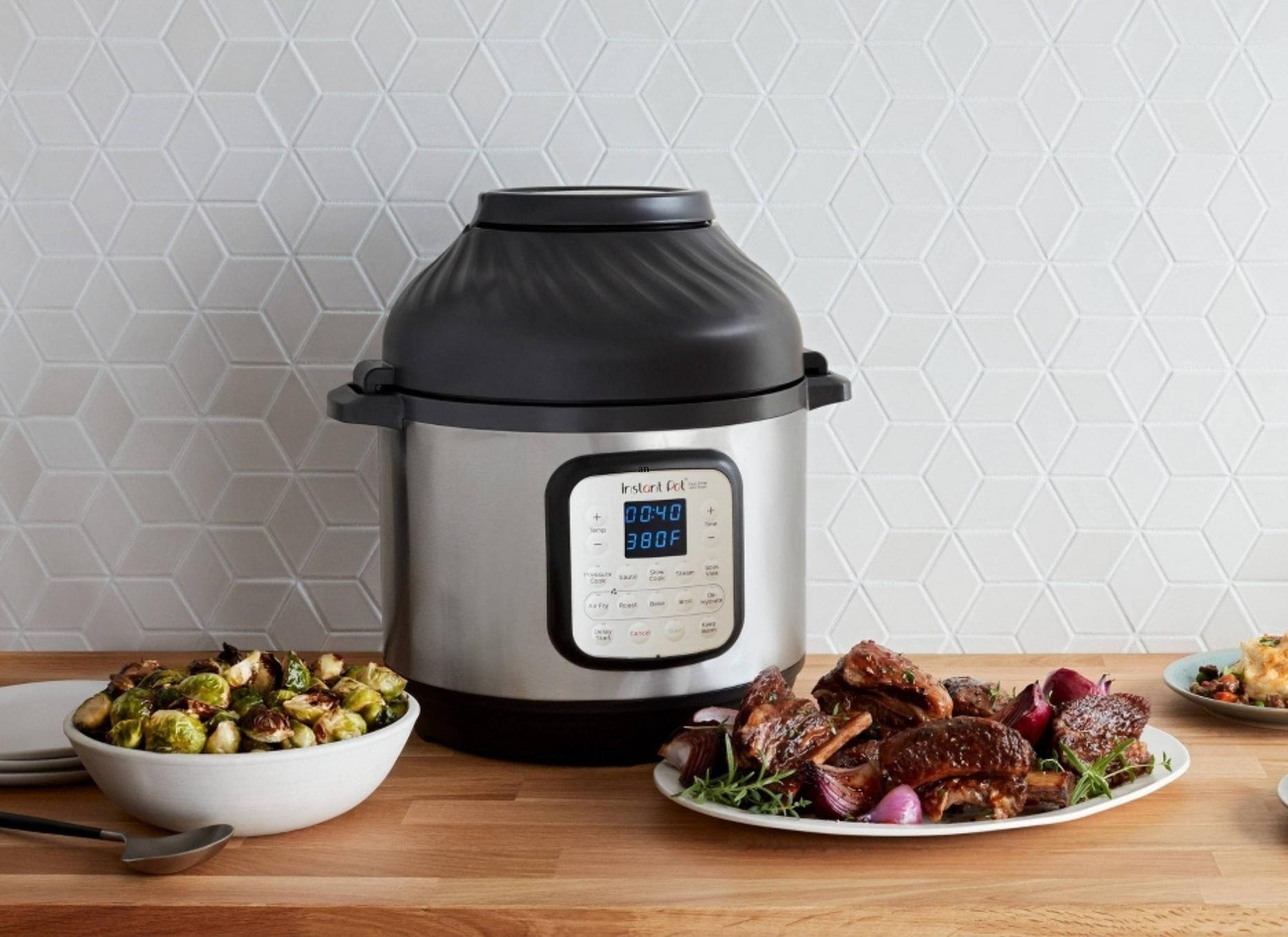 Instant Pot Air Fryer