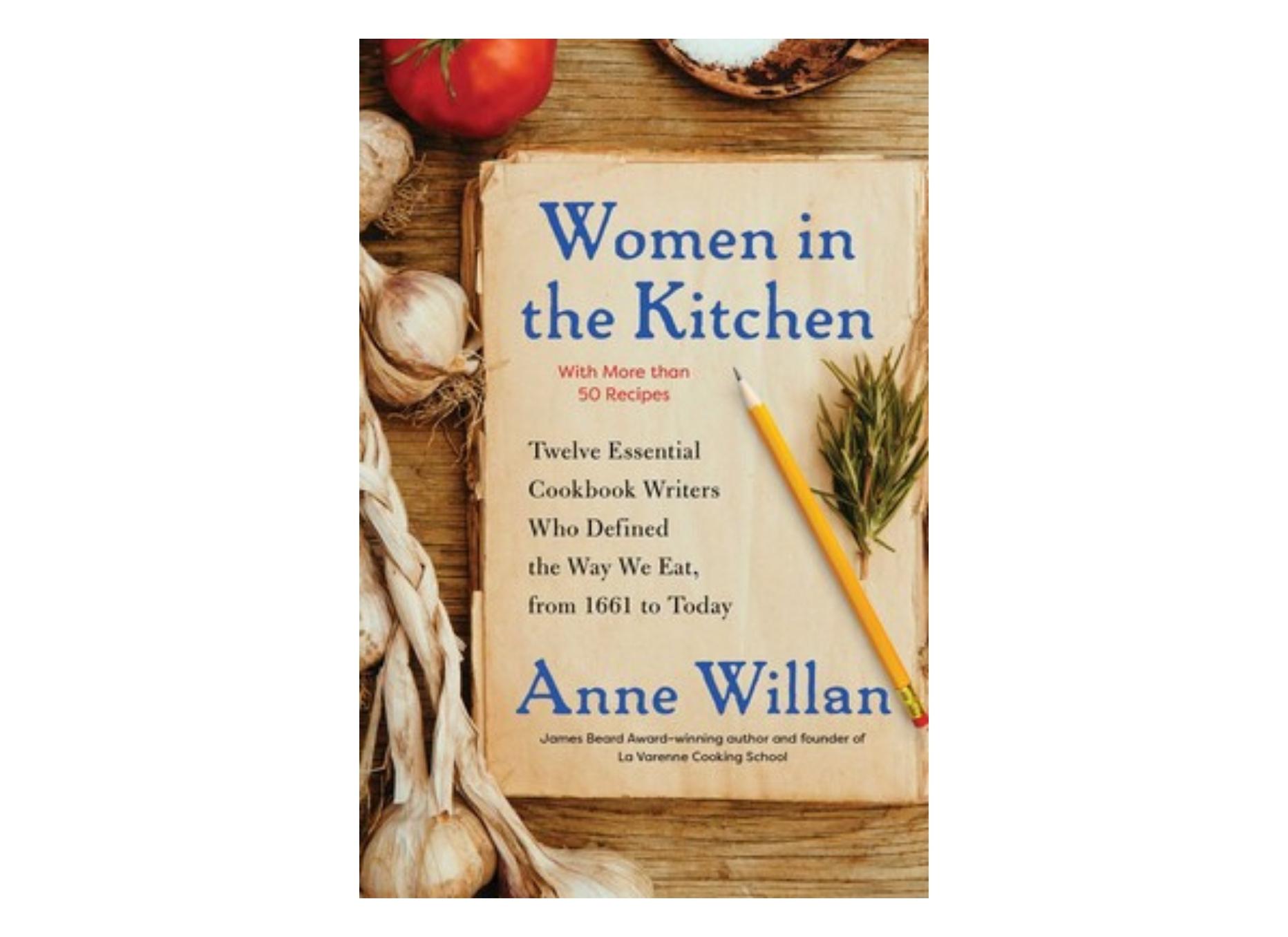 Women in the Kitchen Book