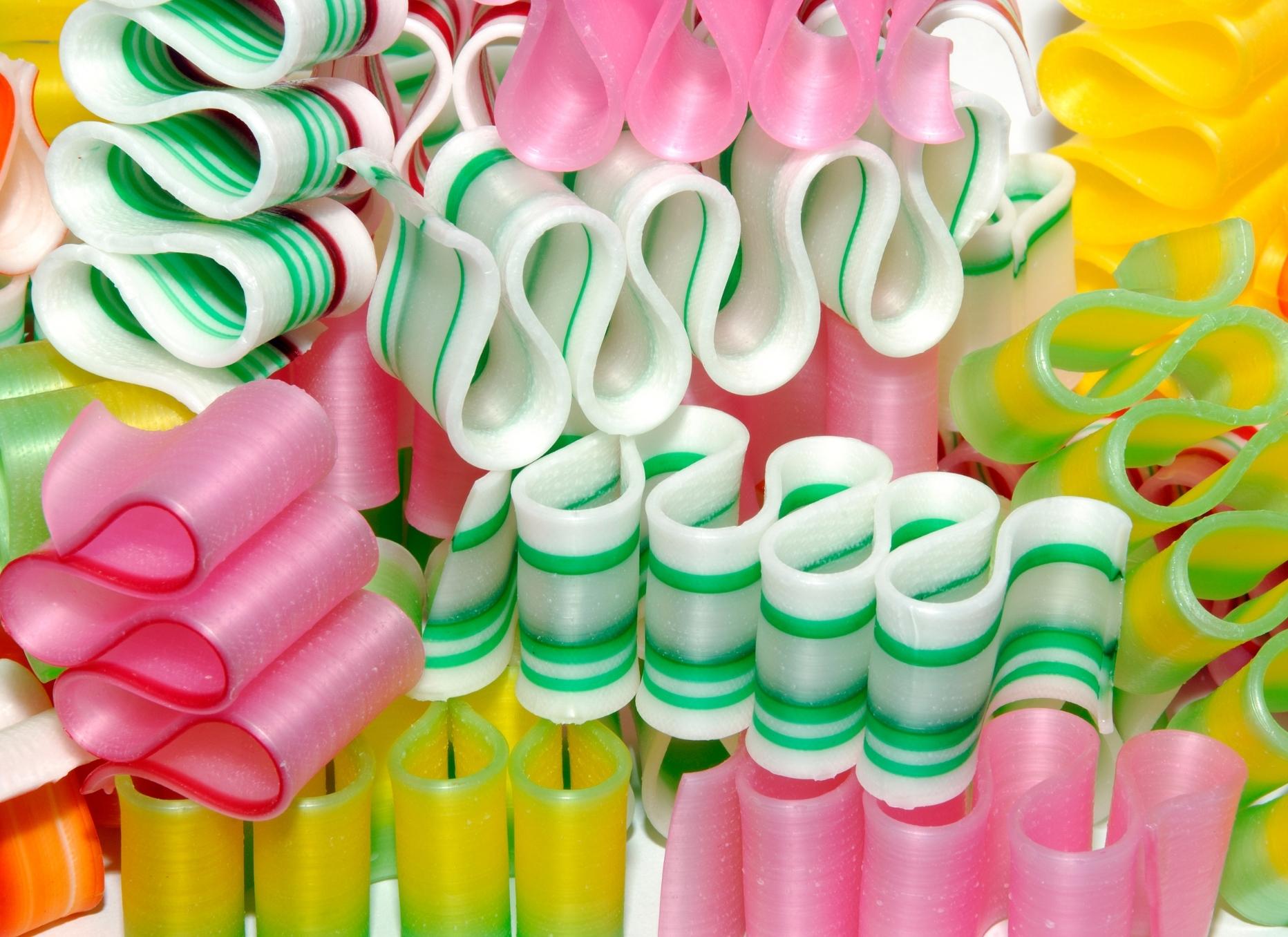 Christmas Candy Ribbon