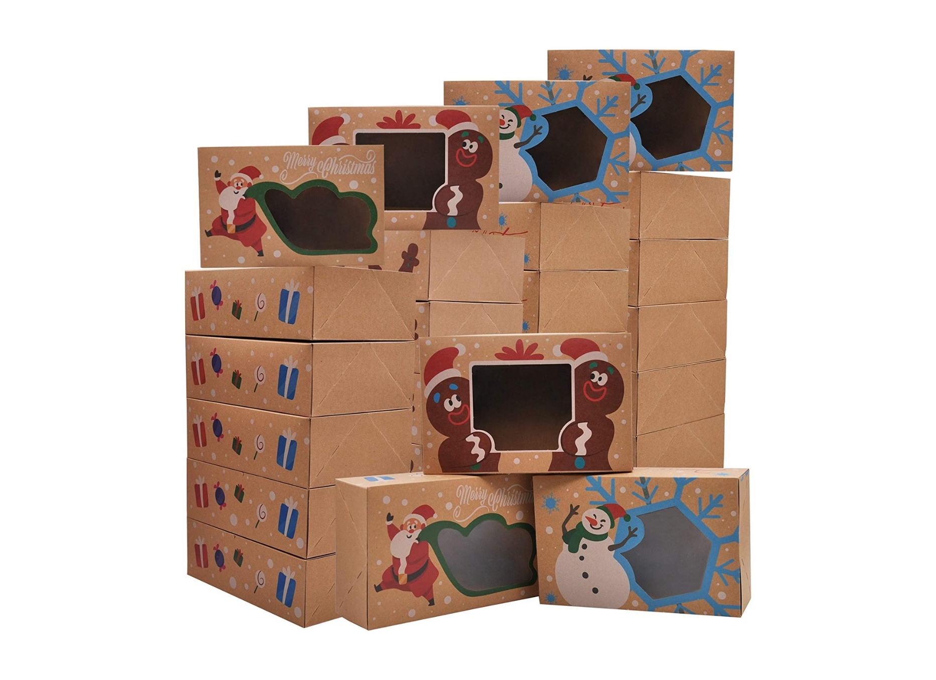 Boxes with Windows