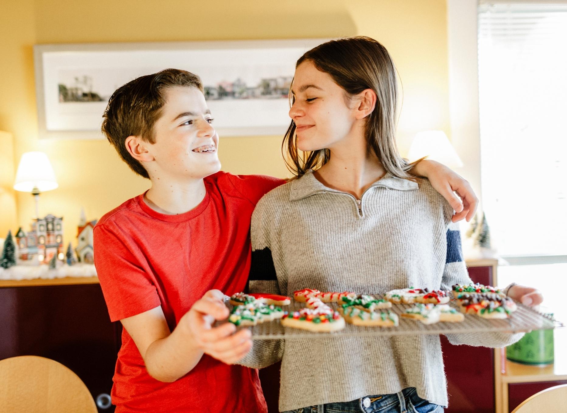 Christmas Teens