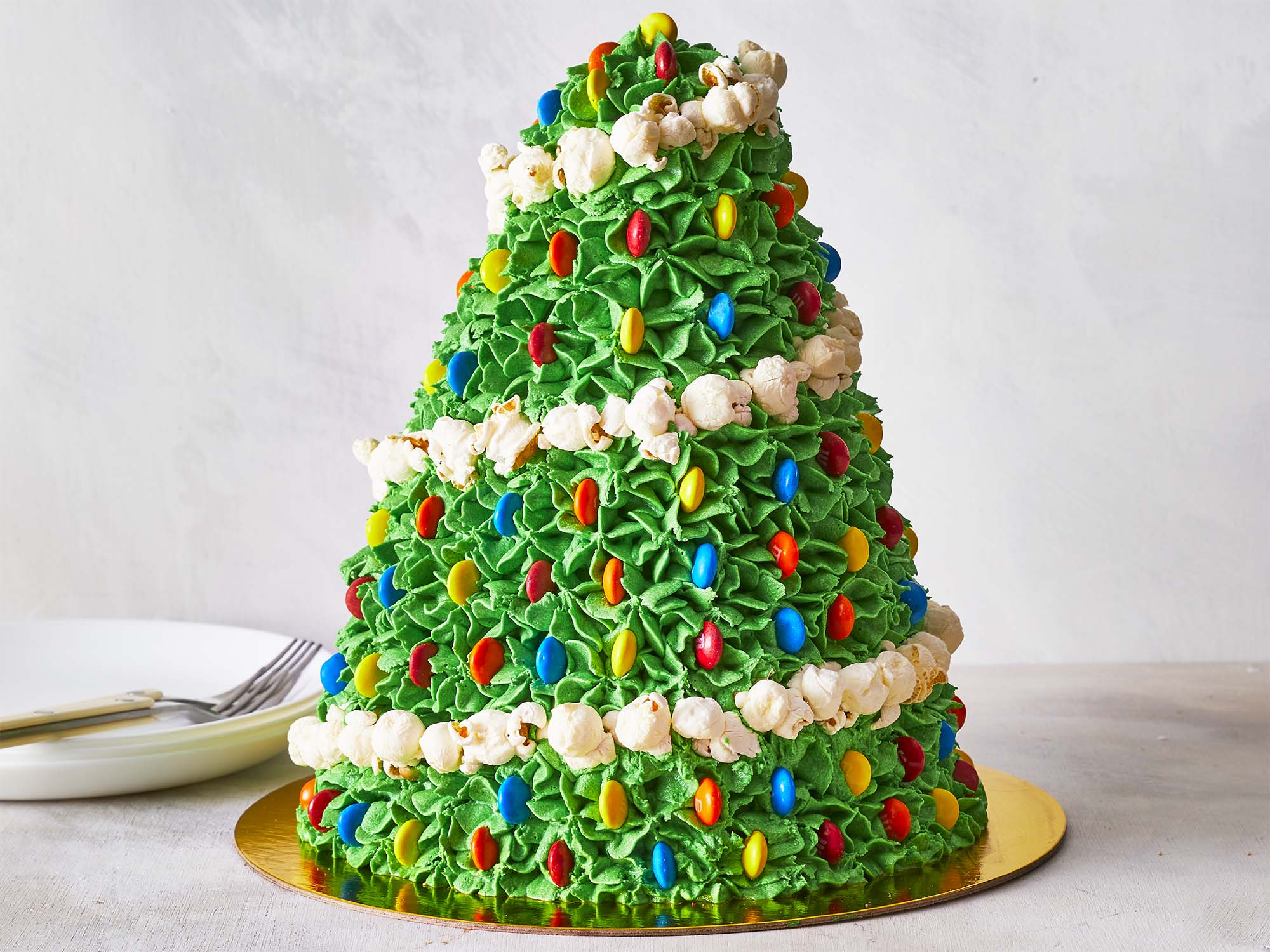 mr - Christmas Tree Cake Image