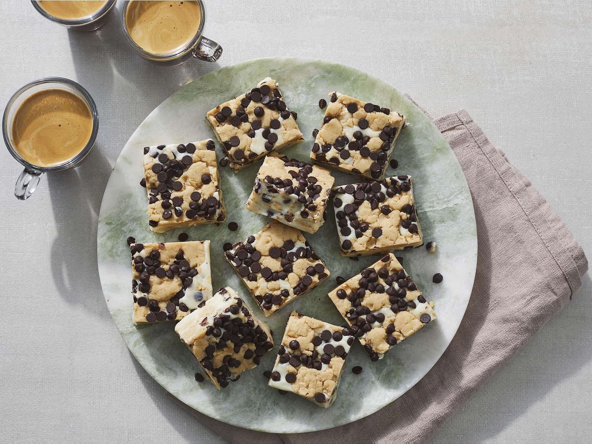 mr - Chocolate Chip Cookie Dough Fudge Image