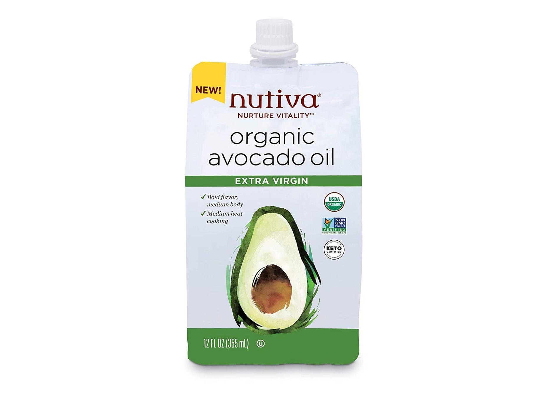 Nutiva Avocado Oil