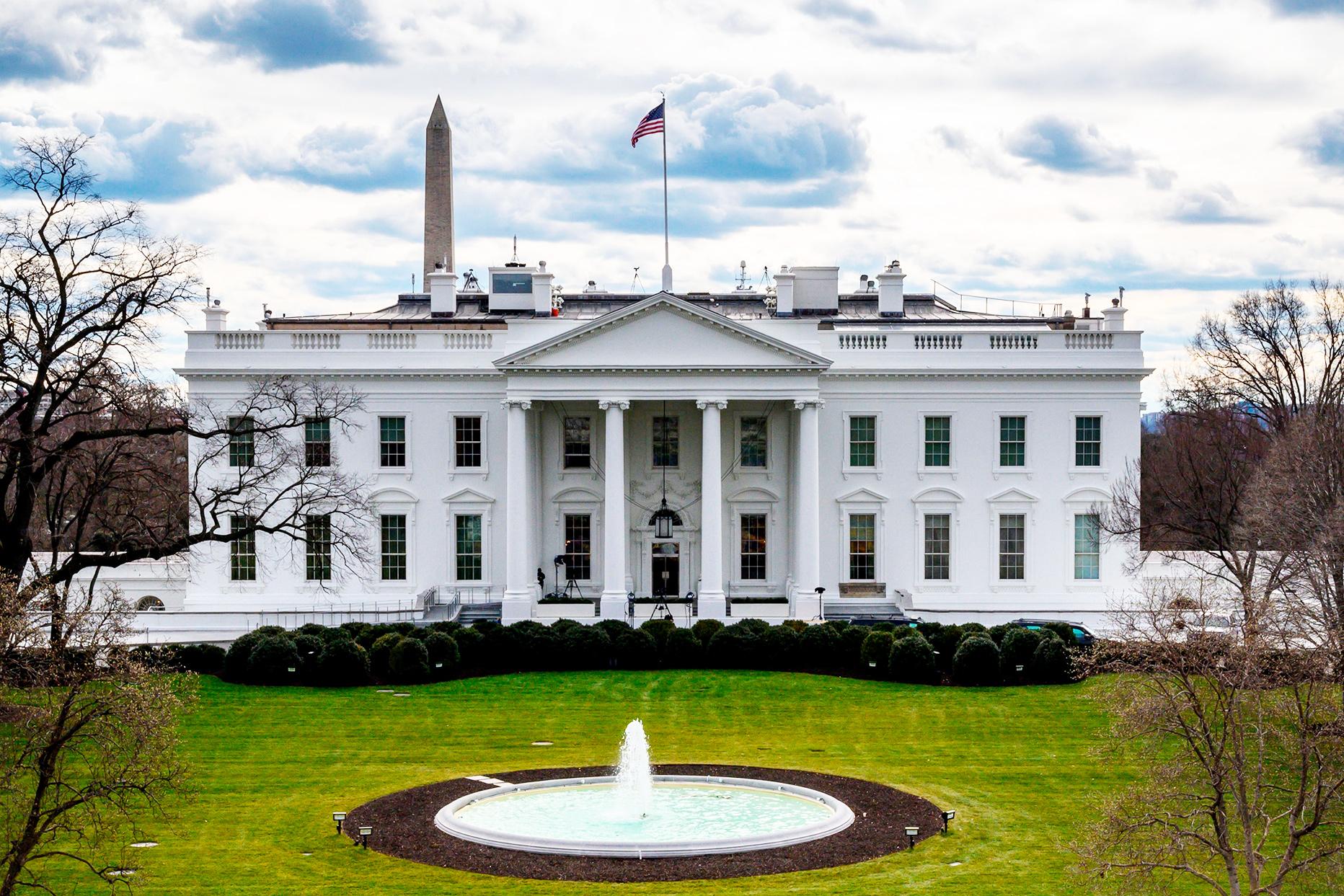 White House 2021 inauguration