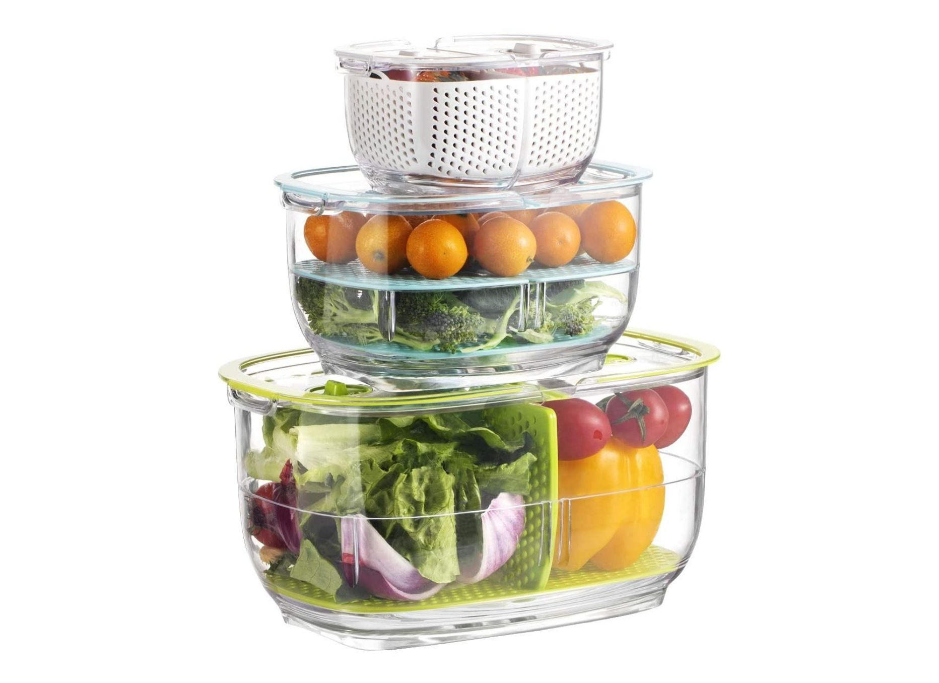 Luxear Storage Containers