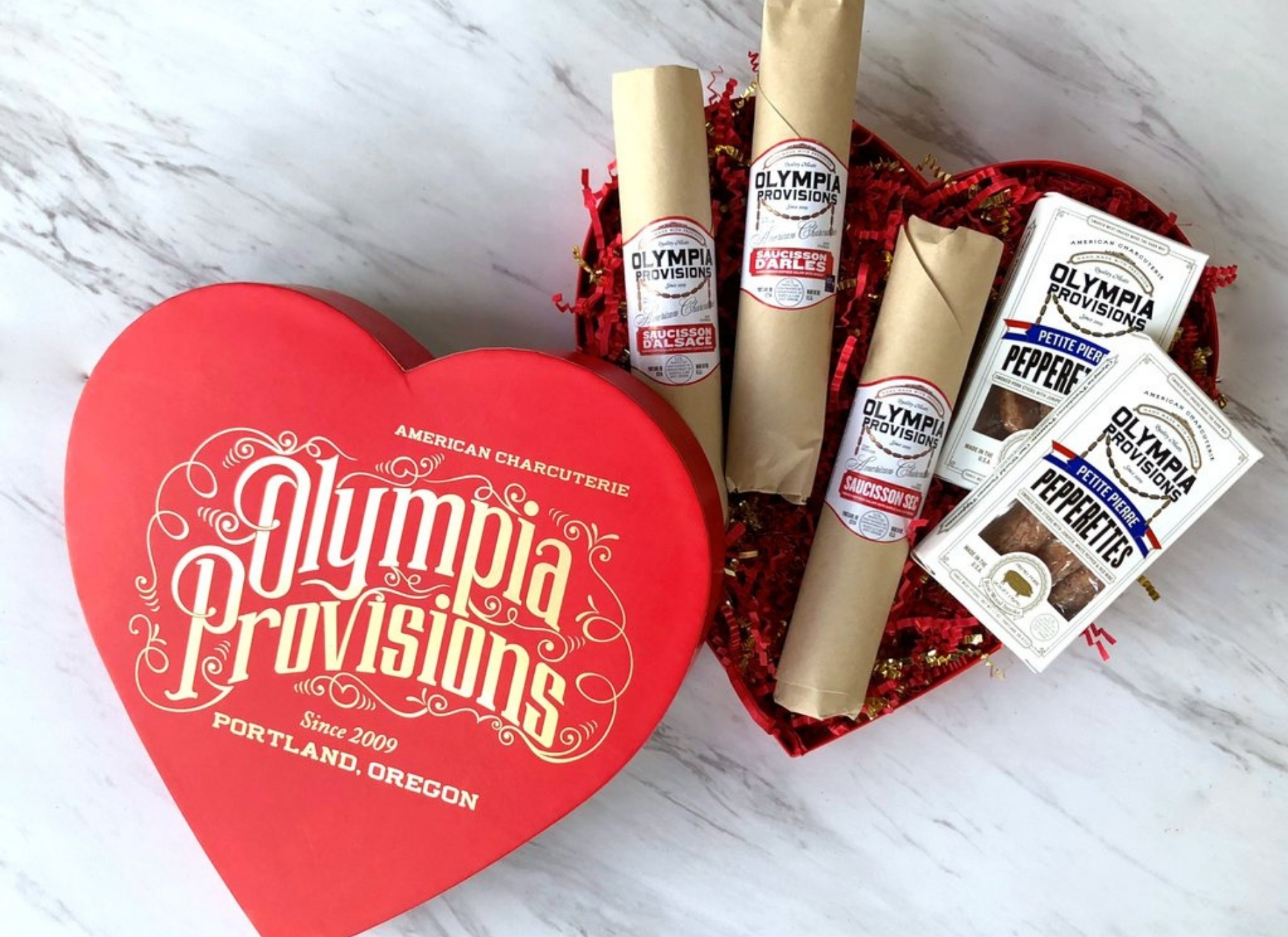 Olympia Gift Box