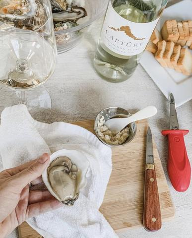 Oysters Gift Set