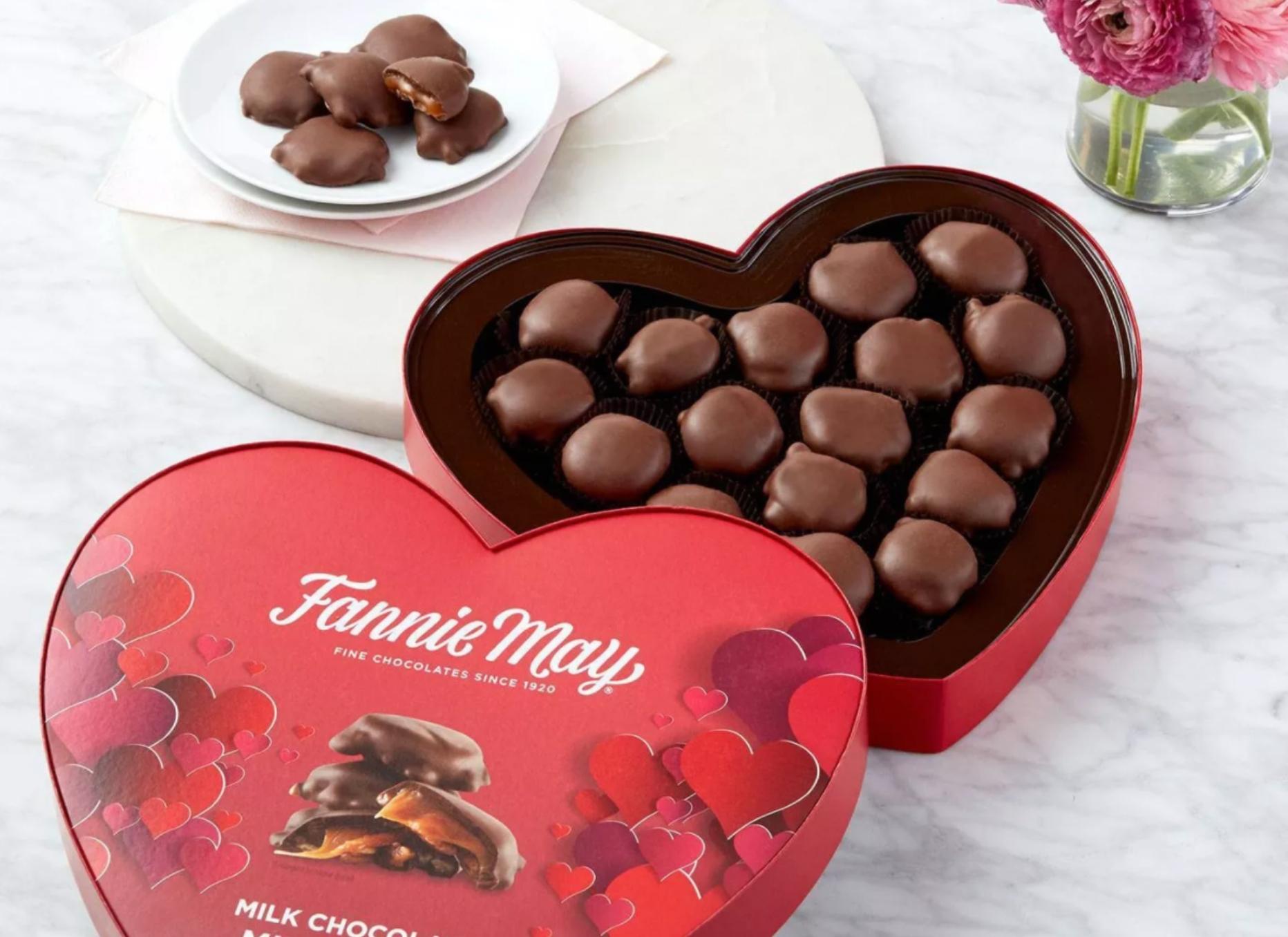 Fannie May Chocolates