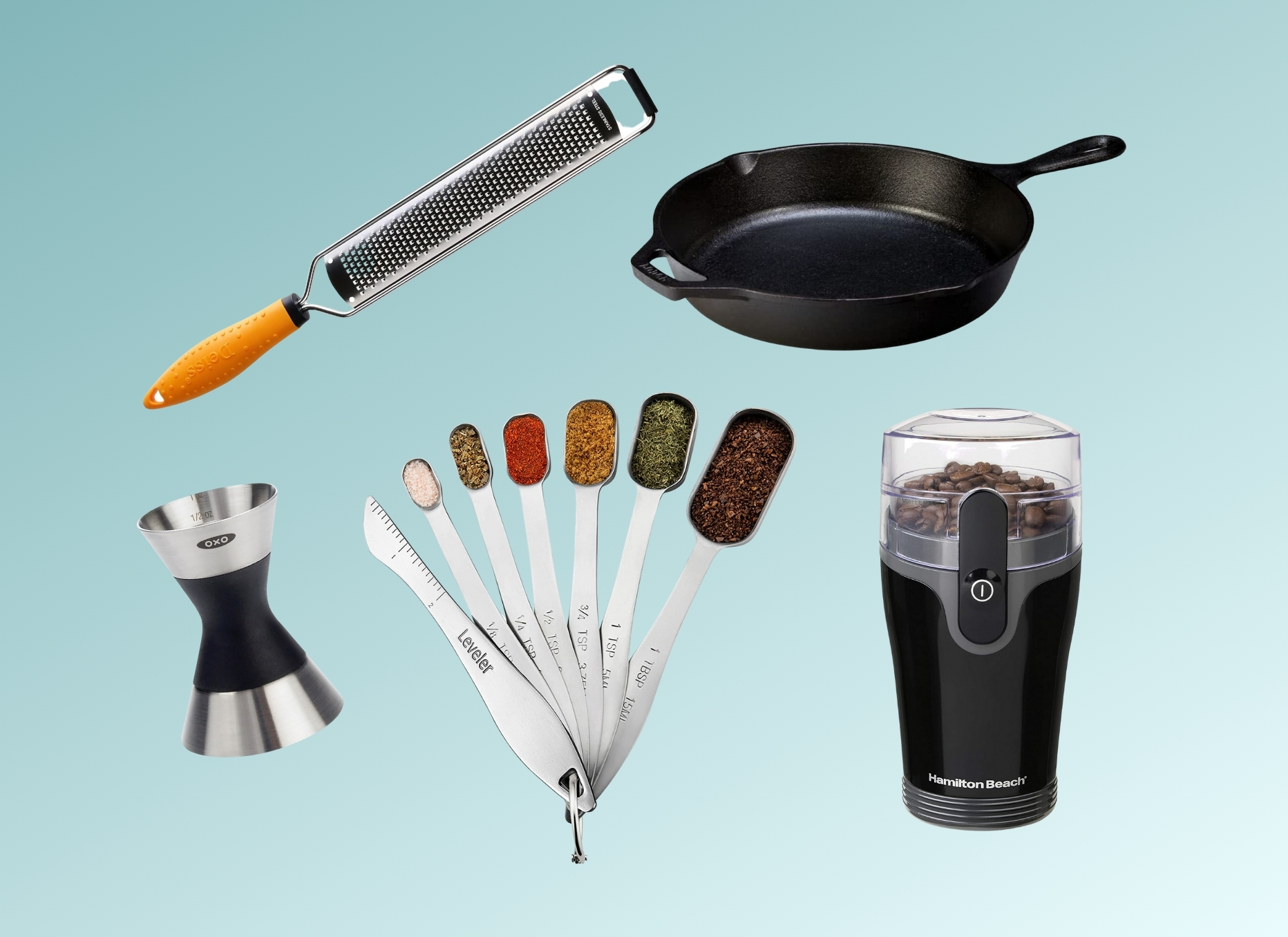 25 Kitchen Tools Under $25