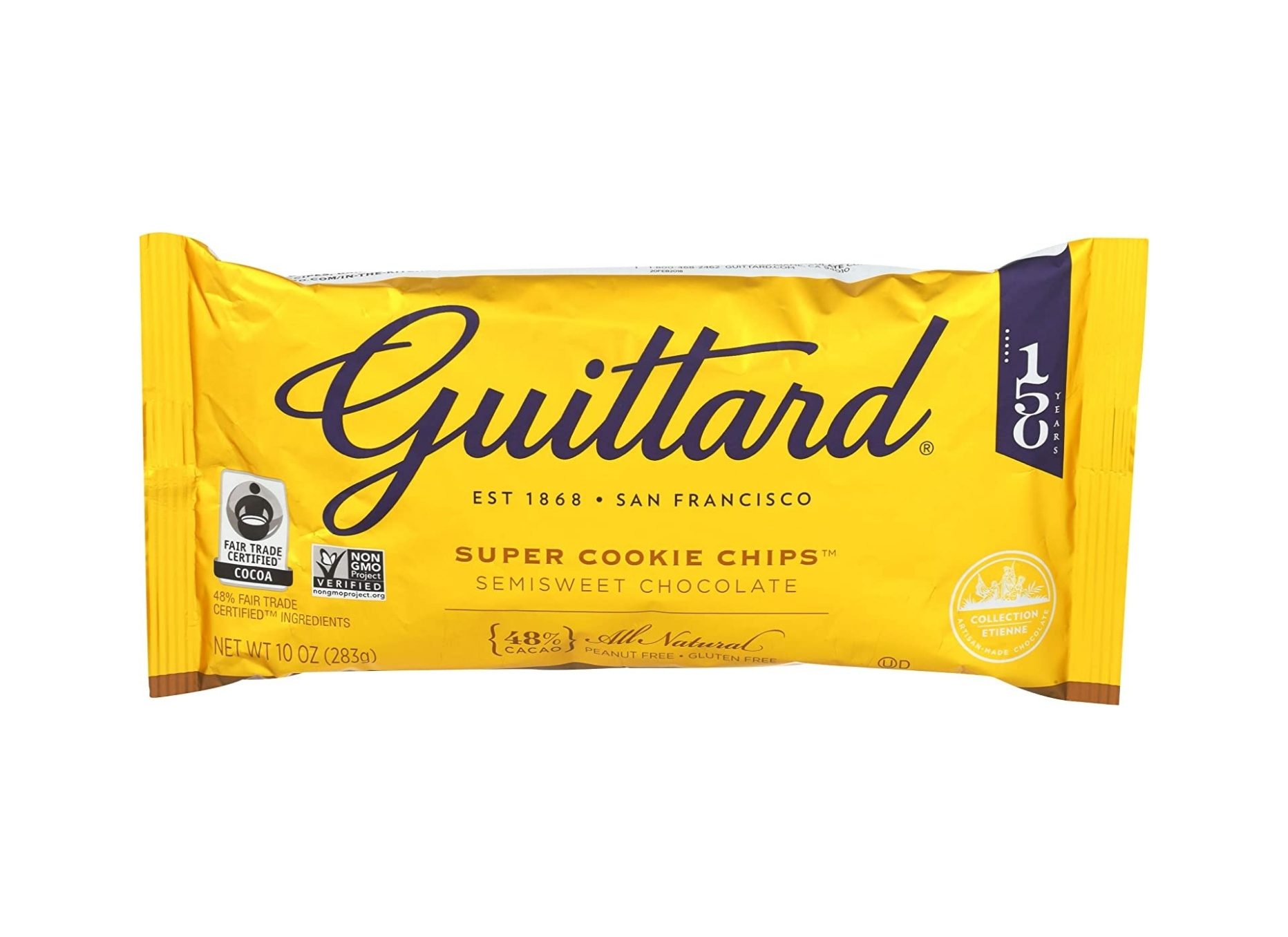 Guittard Chunk Chocolate Chips