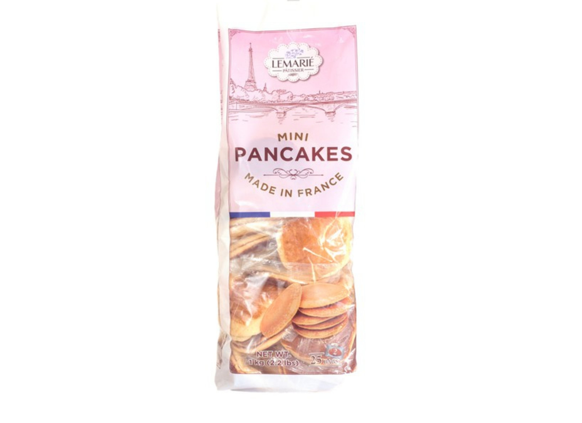 Packaged Pancakes