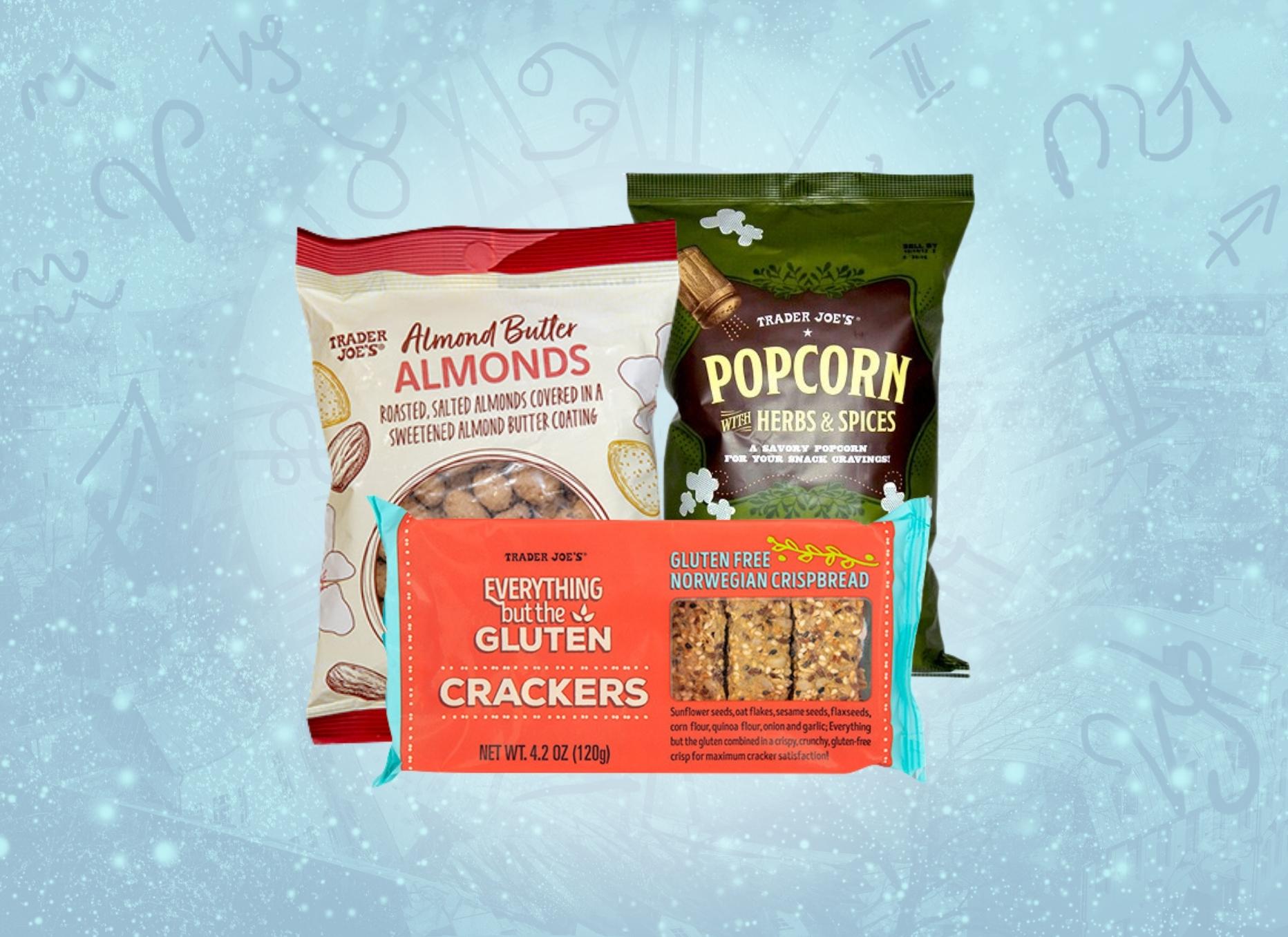 Zodiac Snacks Trader Joes
