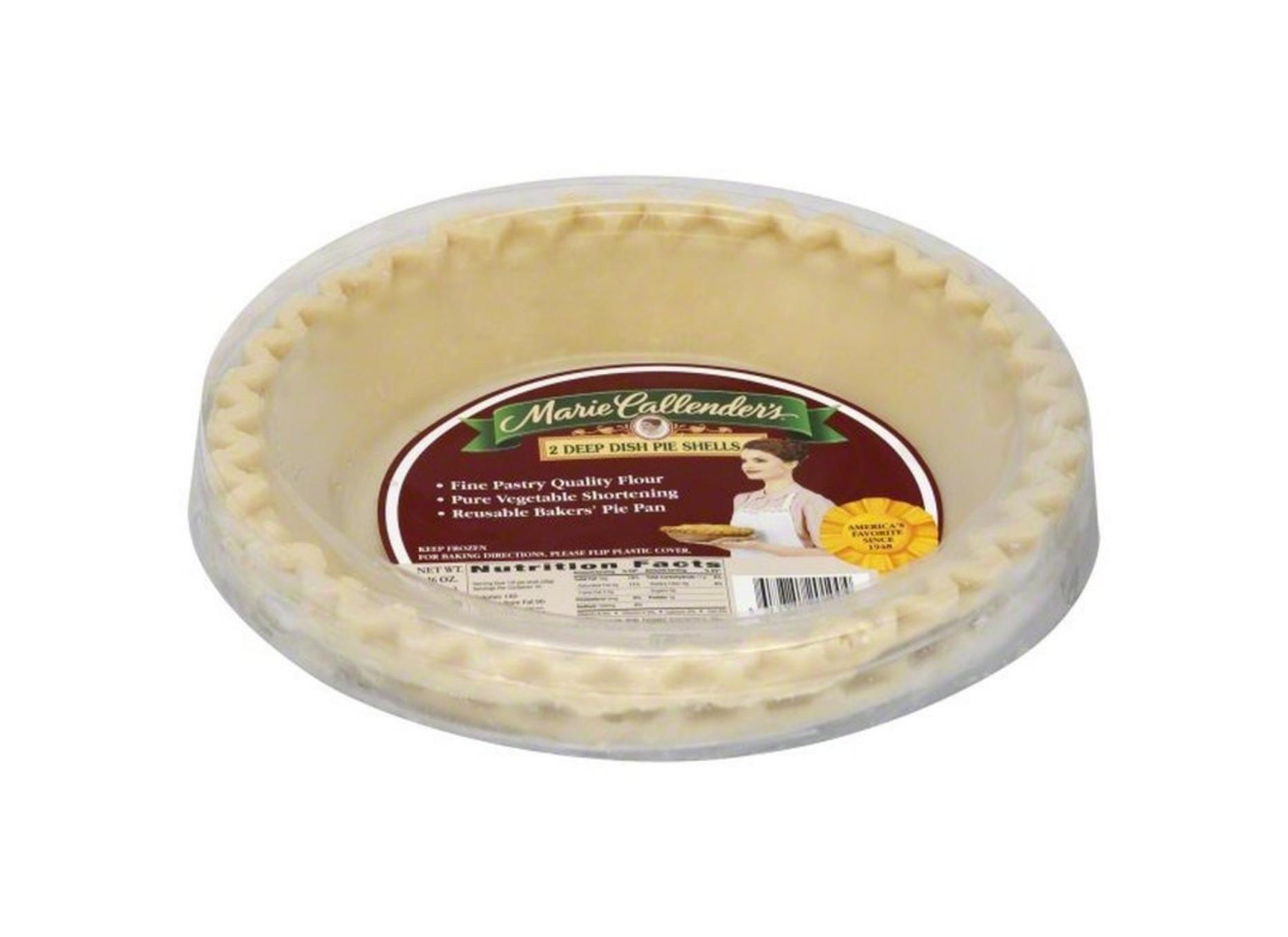 Marie Callendar Pie Crust