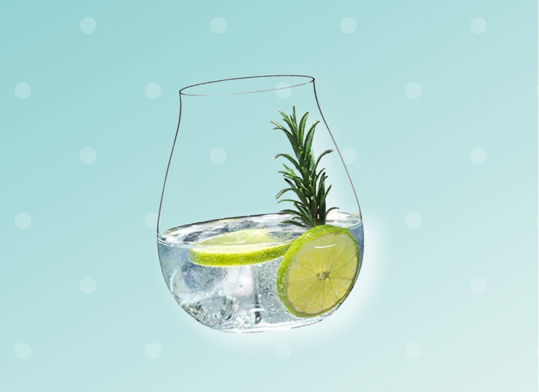 Riedel Gin and Tonic Glasses