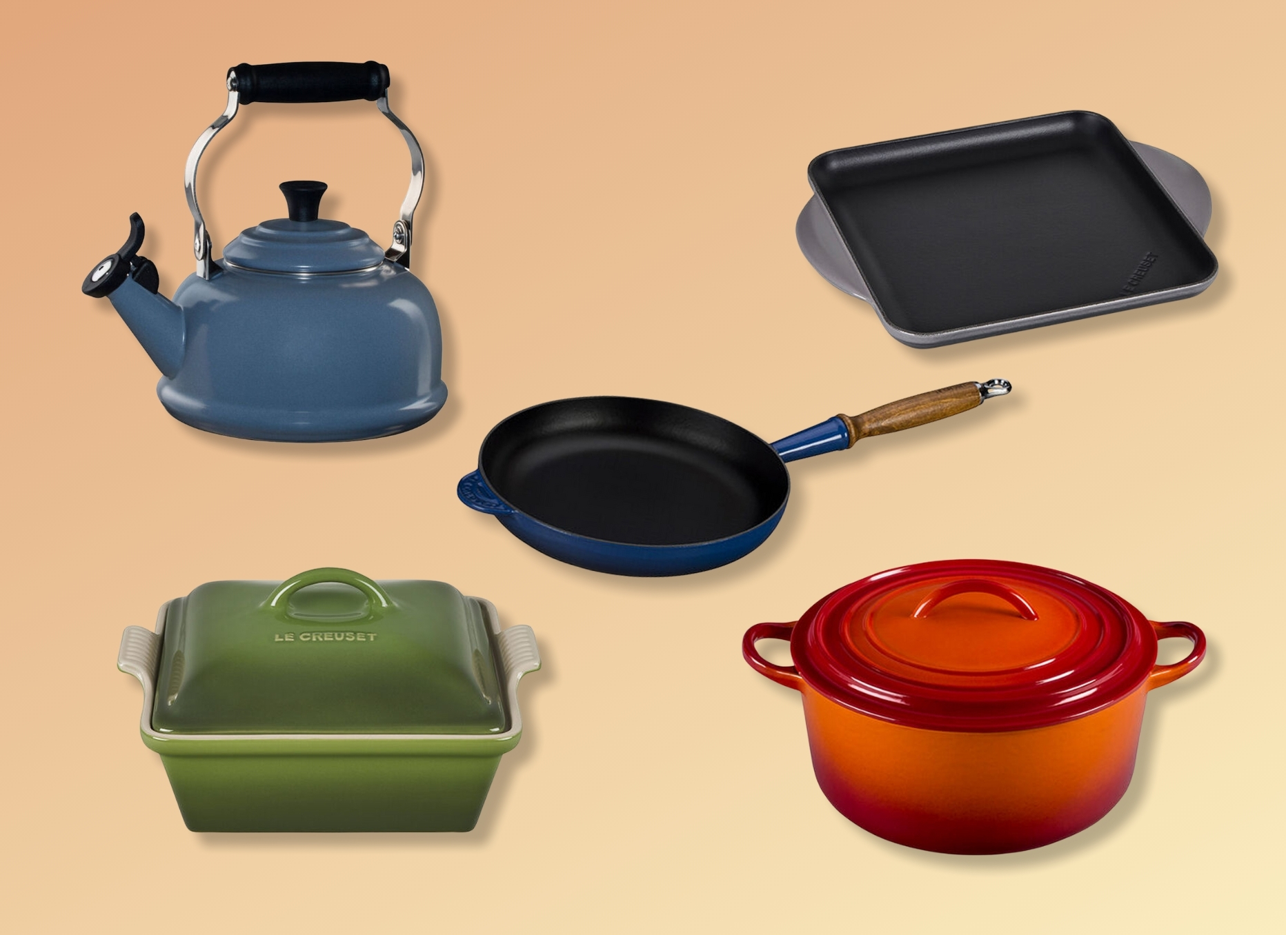 Le Creuset Factory Sale