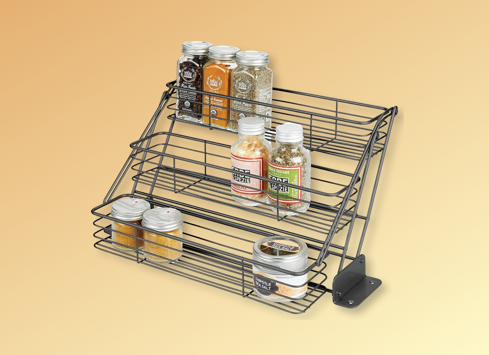 Expandable Spice Rack Amazon