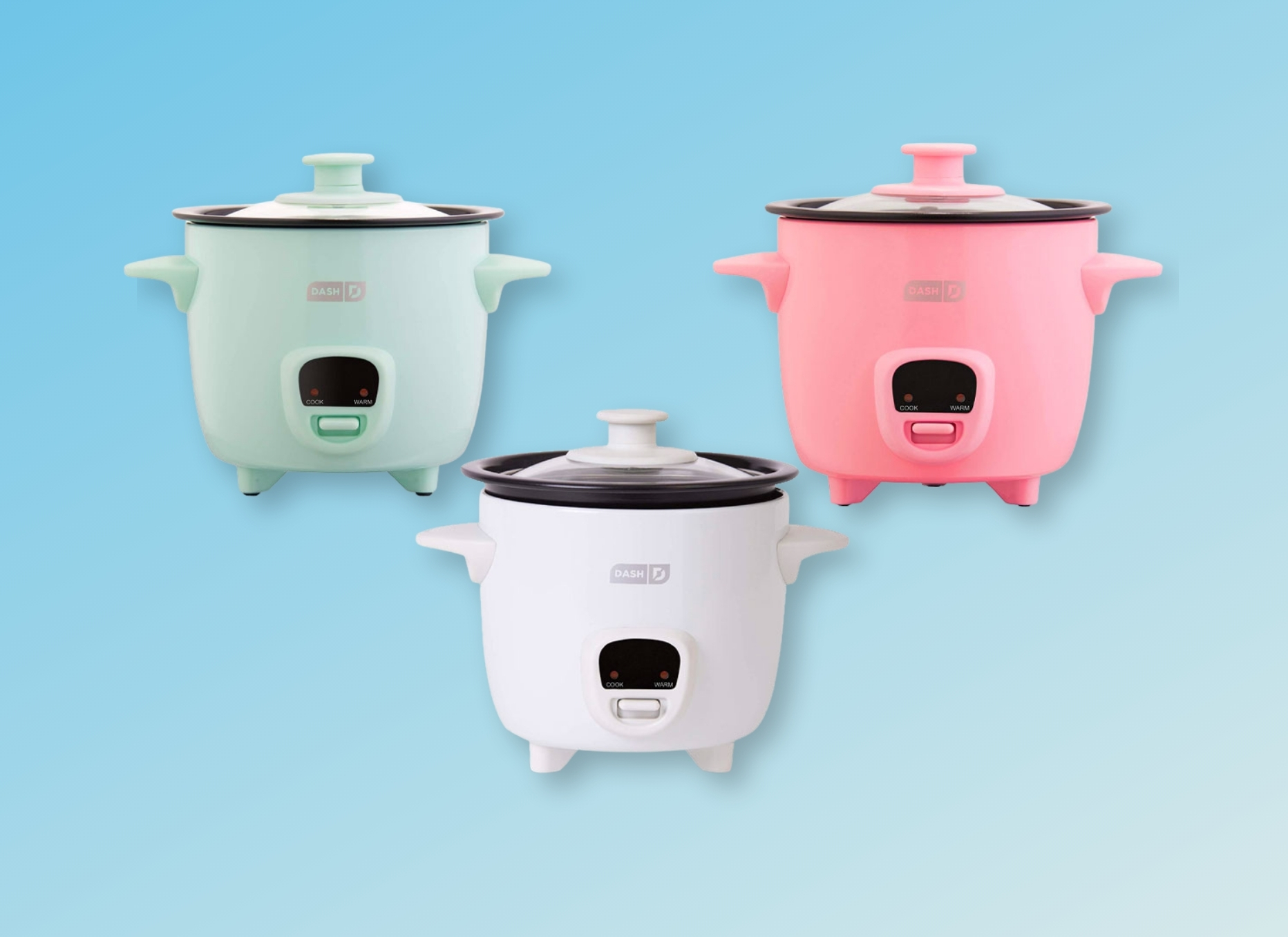 Dash Rice Cooker