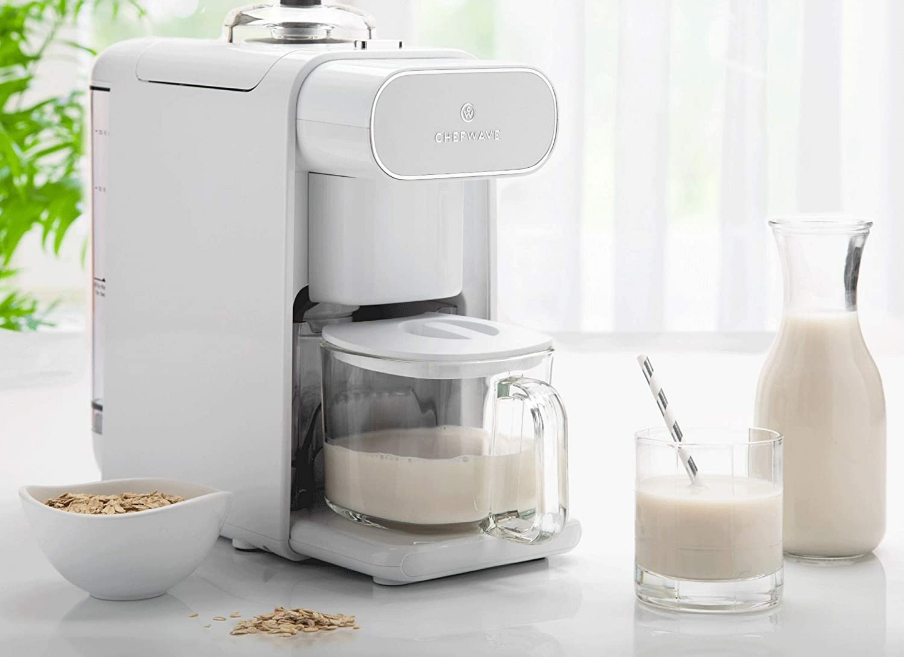 ChefWave Nut Milk Machine