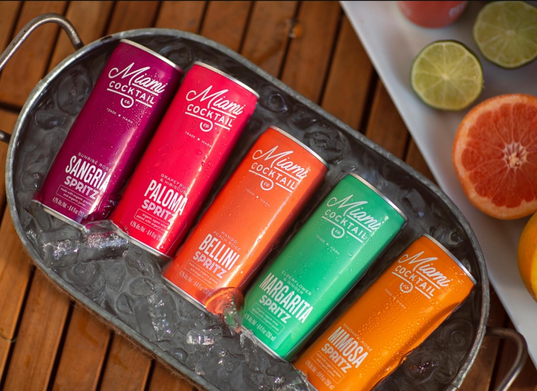 Miami Cocktails