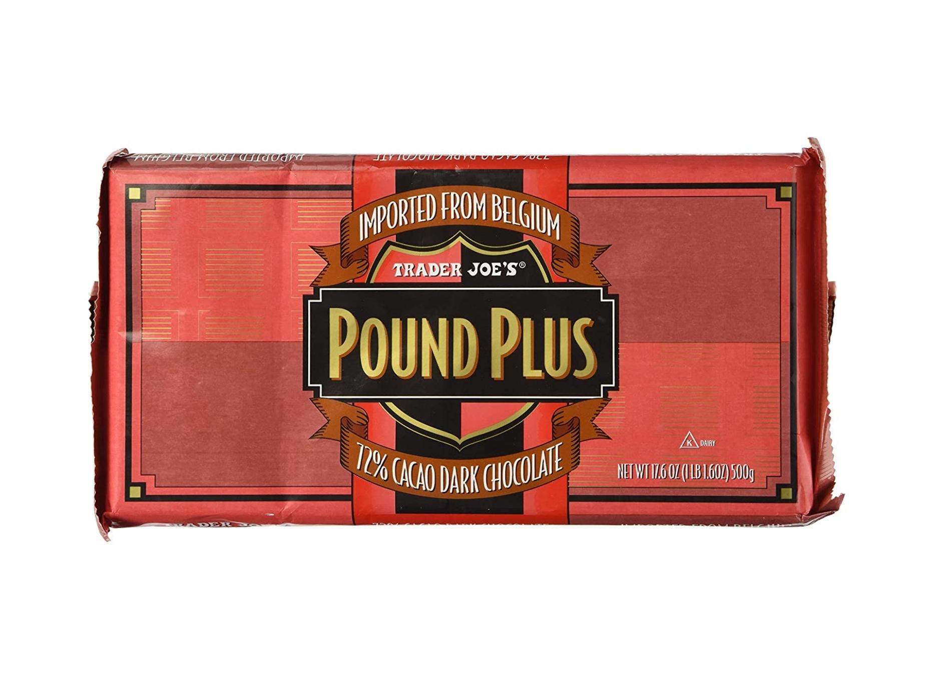 Pound Plus Trader Joes
