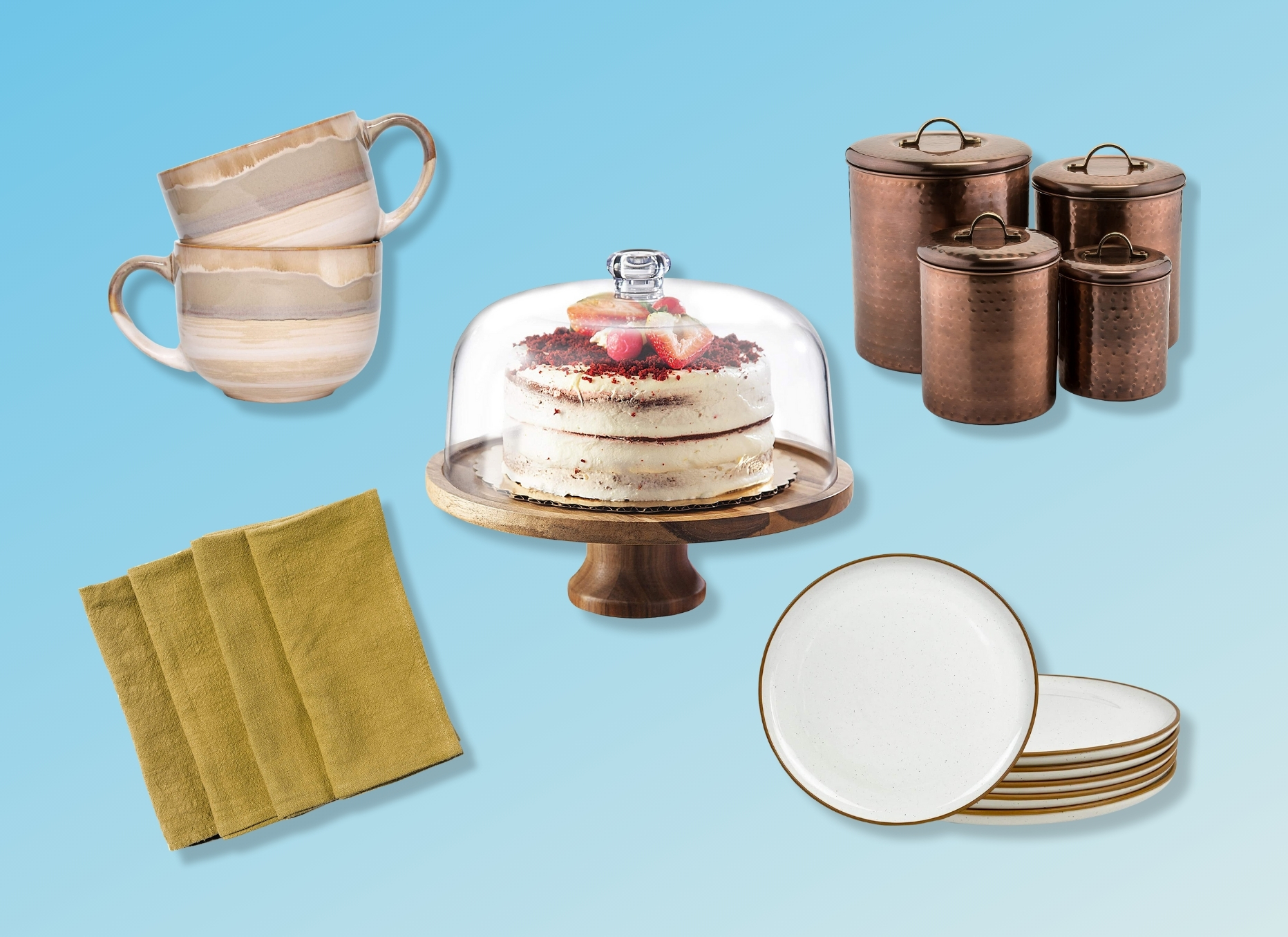 Cottagecore Kitchenware