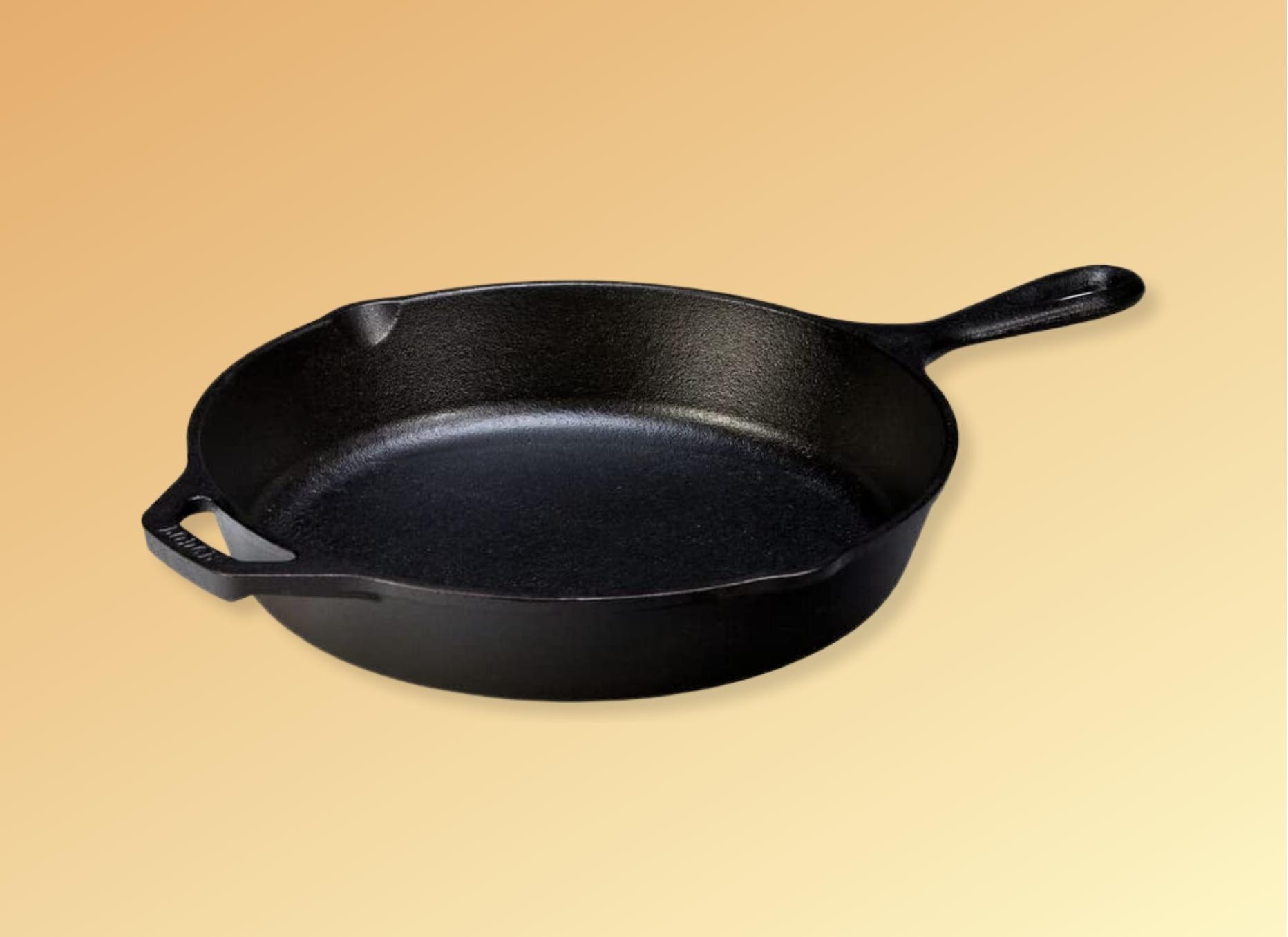 Lodge Cast Iron Pan