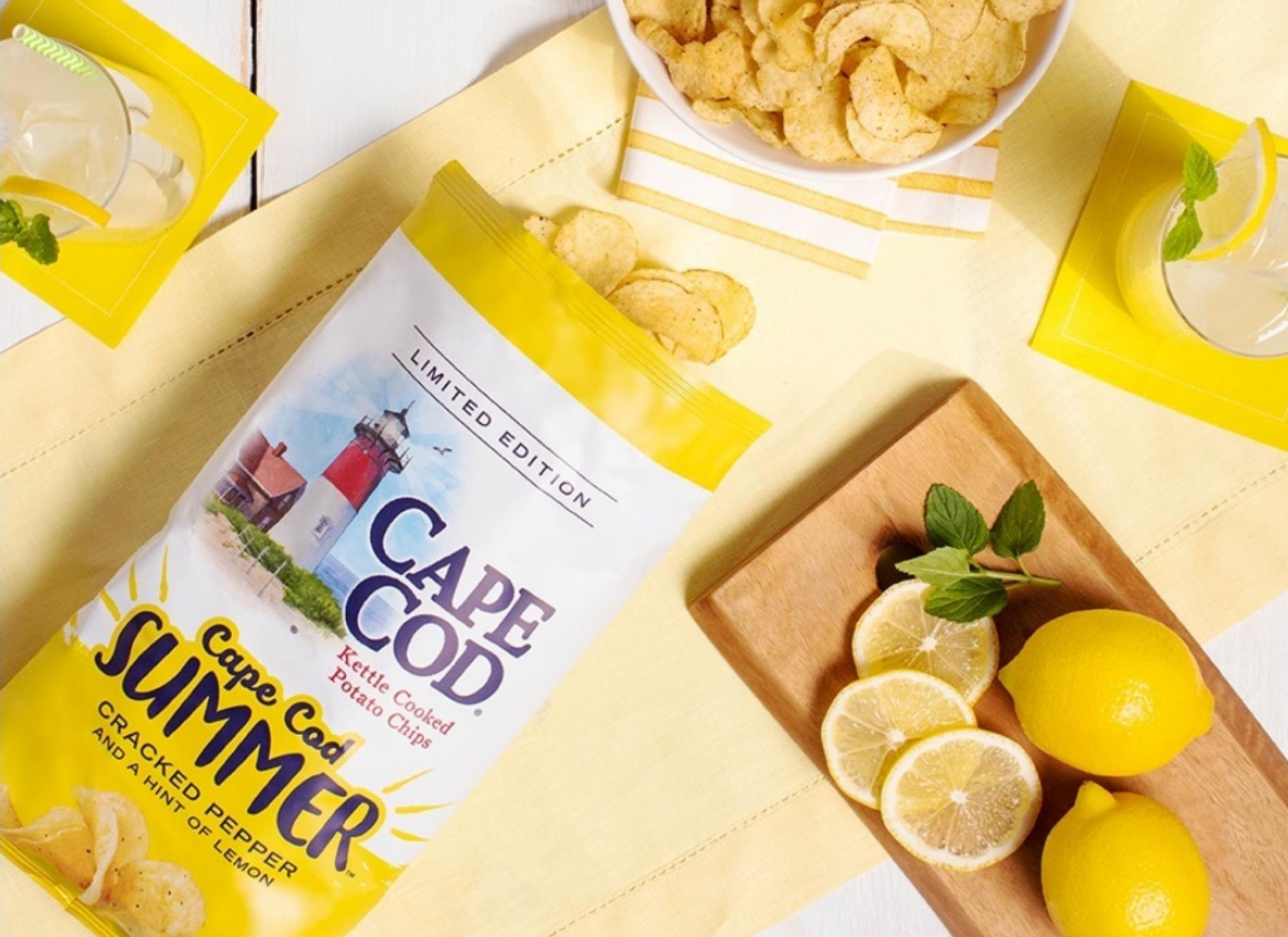 Cape Cod Summer Potato Chips