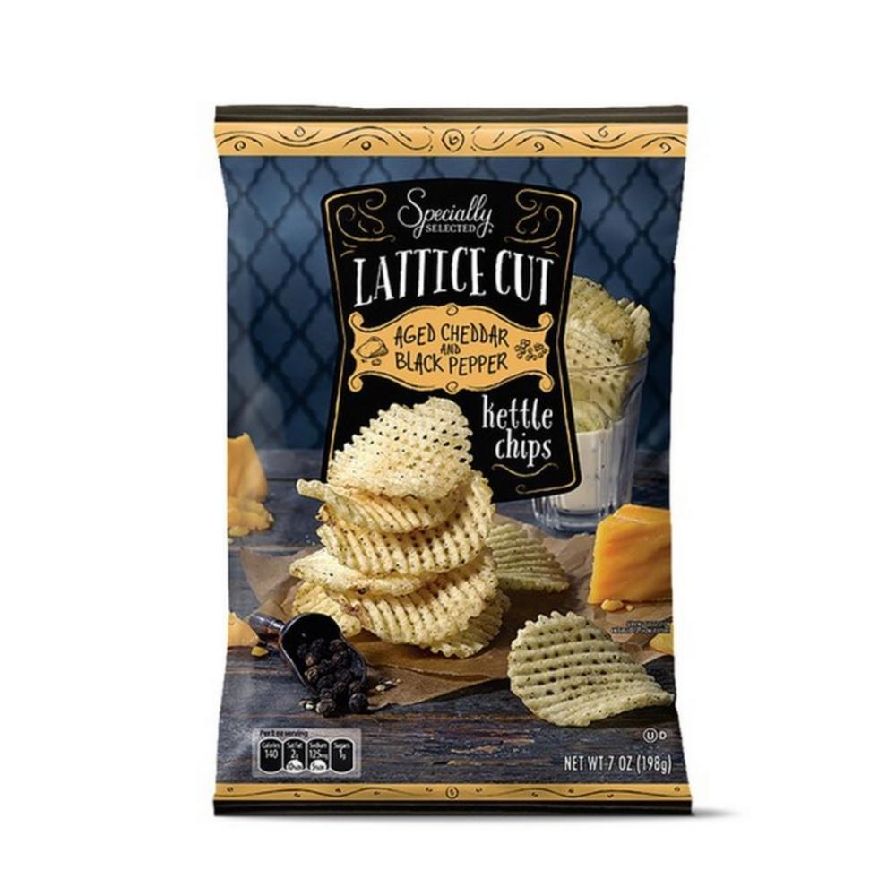 ALDI Lattice Chips