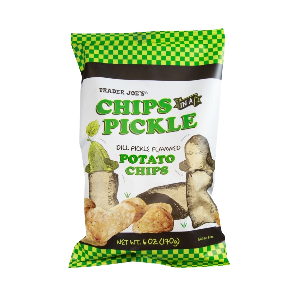 Pickle Chips