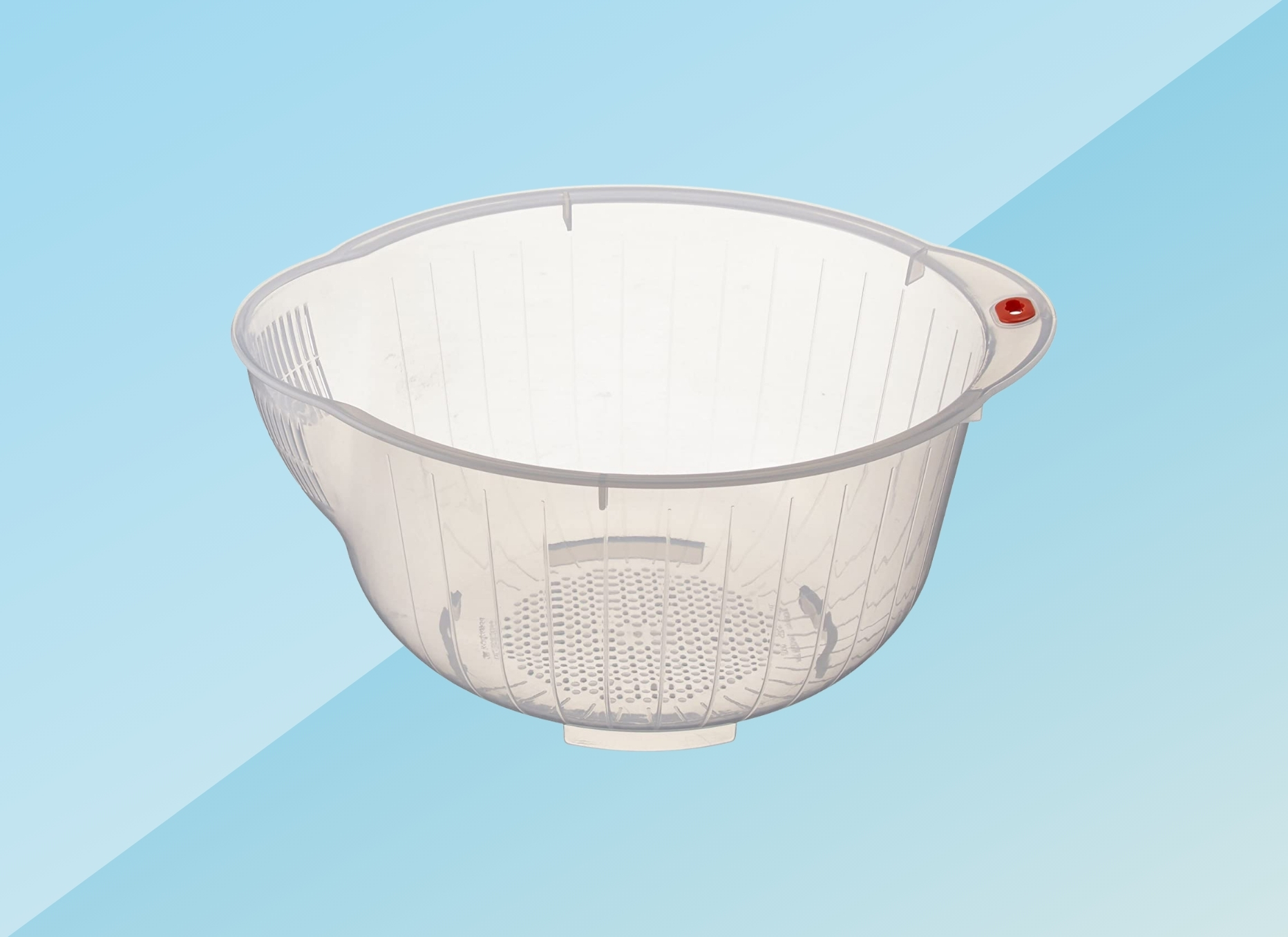 Rice rinse bowl