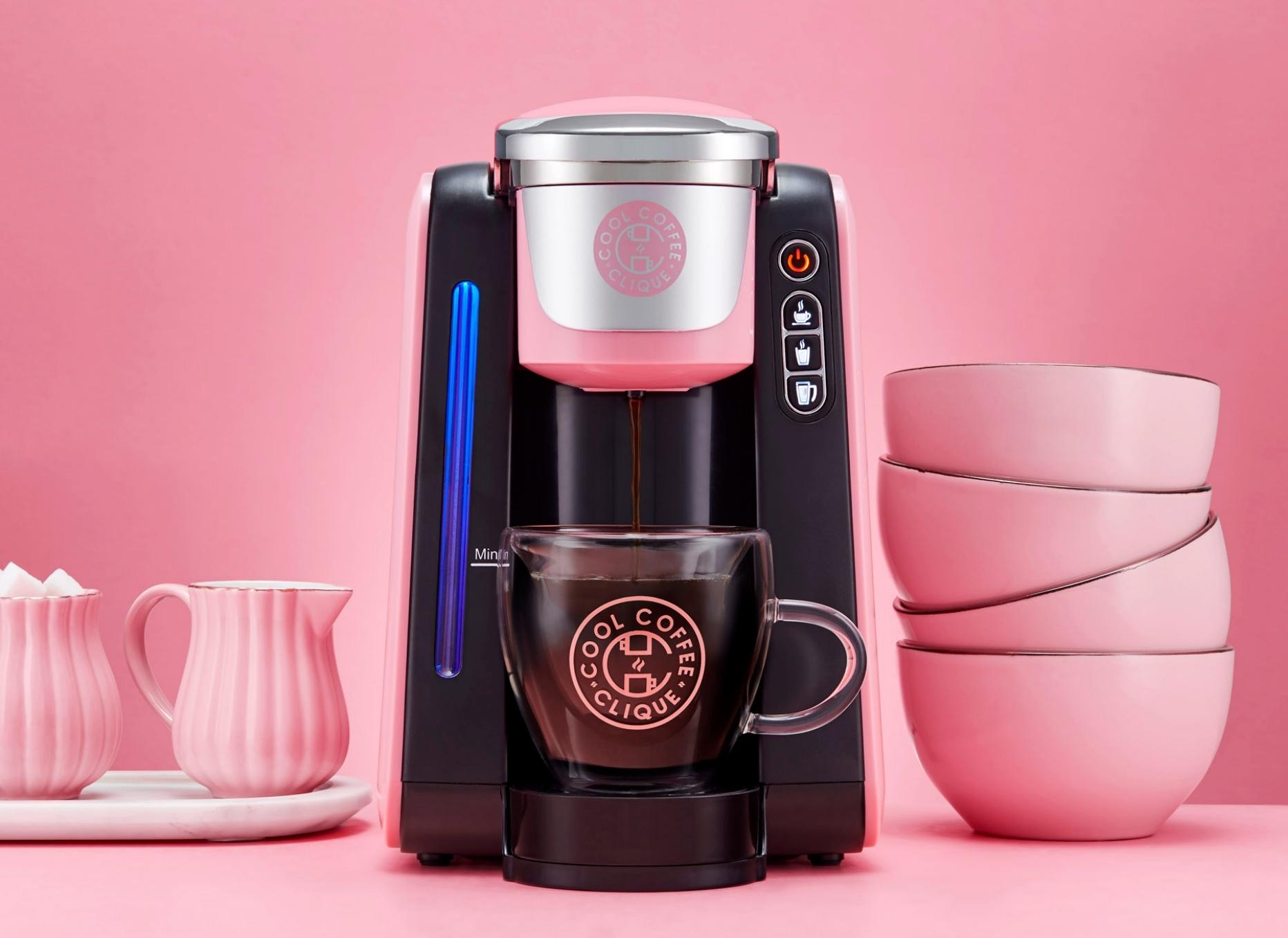 Cool Coffee Clique