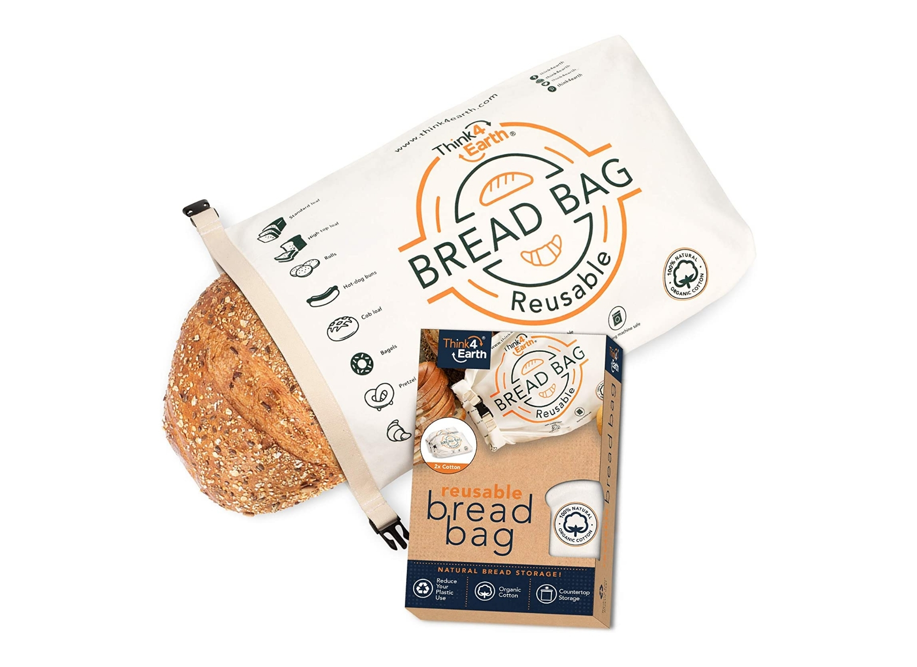 Bread bag cotton