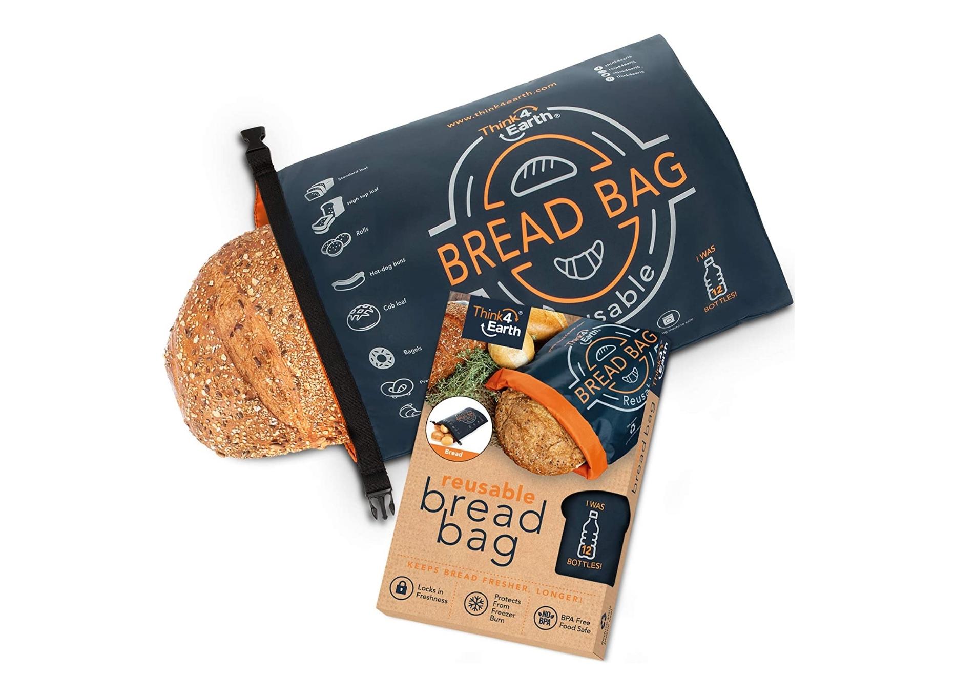 Bread bag freezer