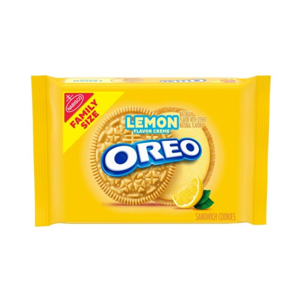 Lemon Oreos