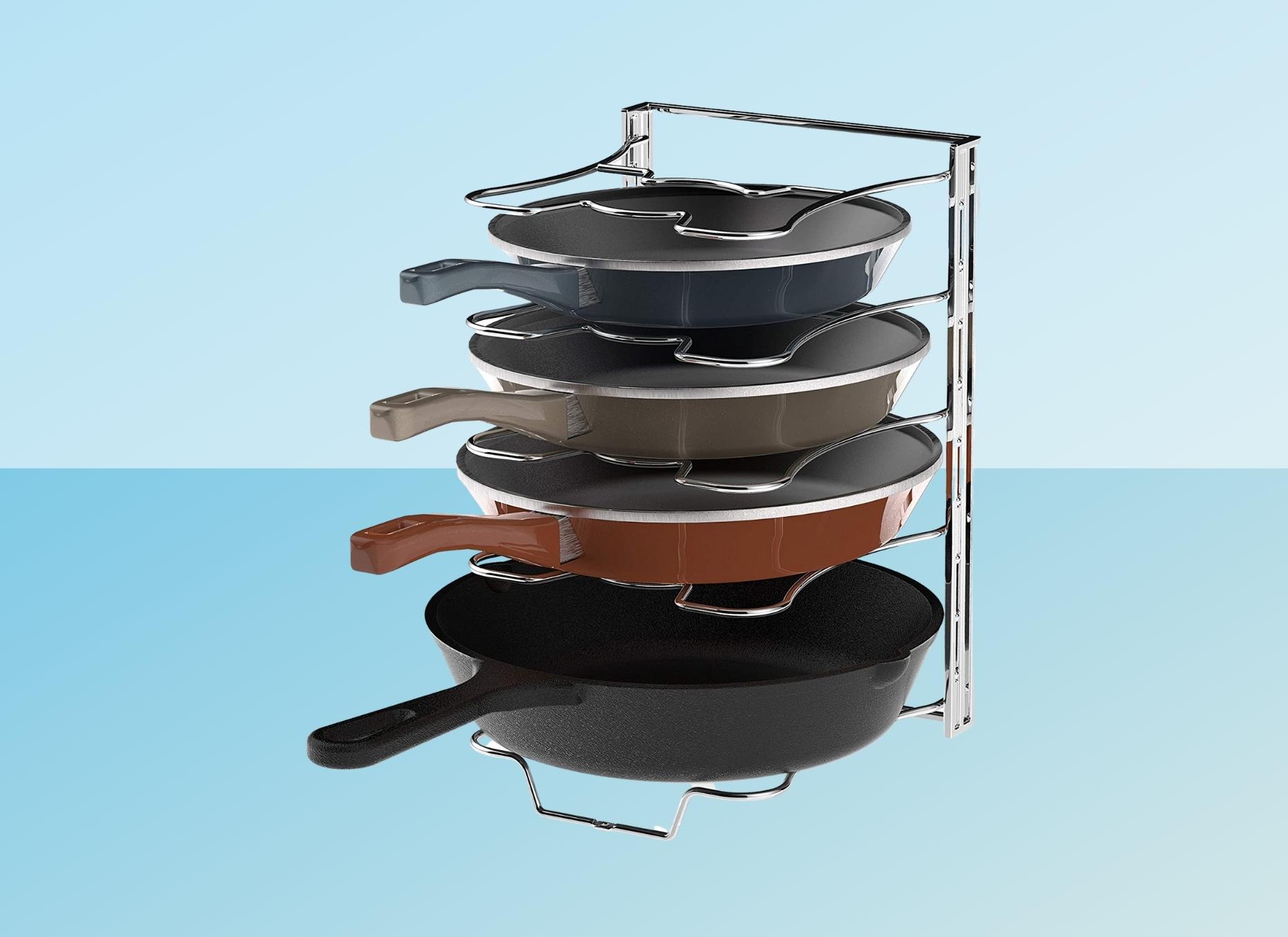 Simple Houseware Pan Rack