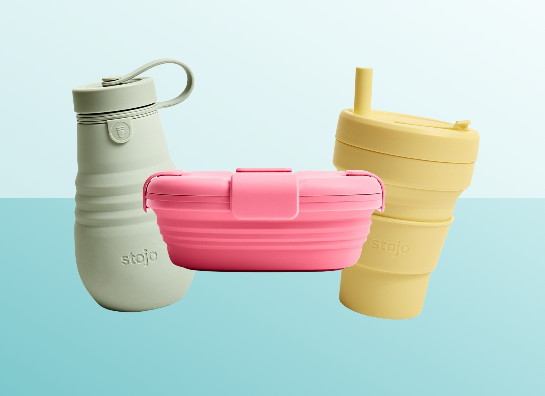 Stojo Collapsible Containers